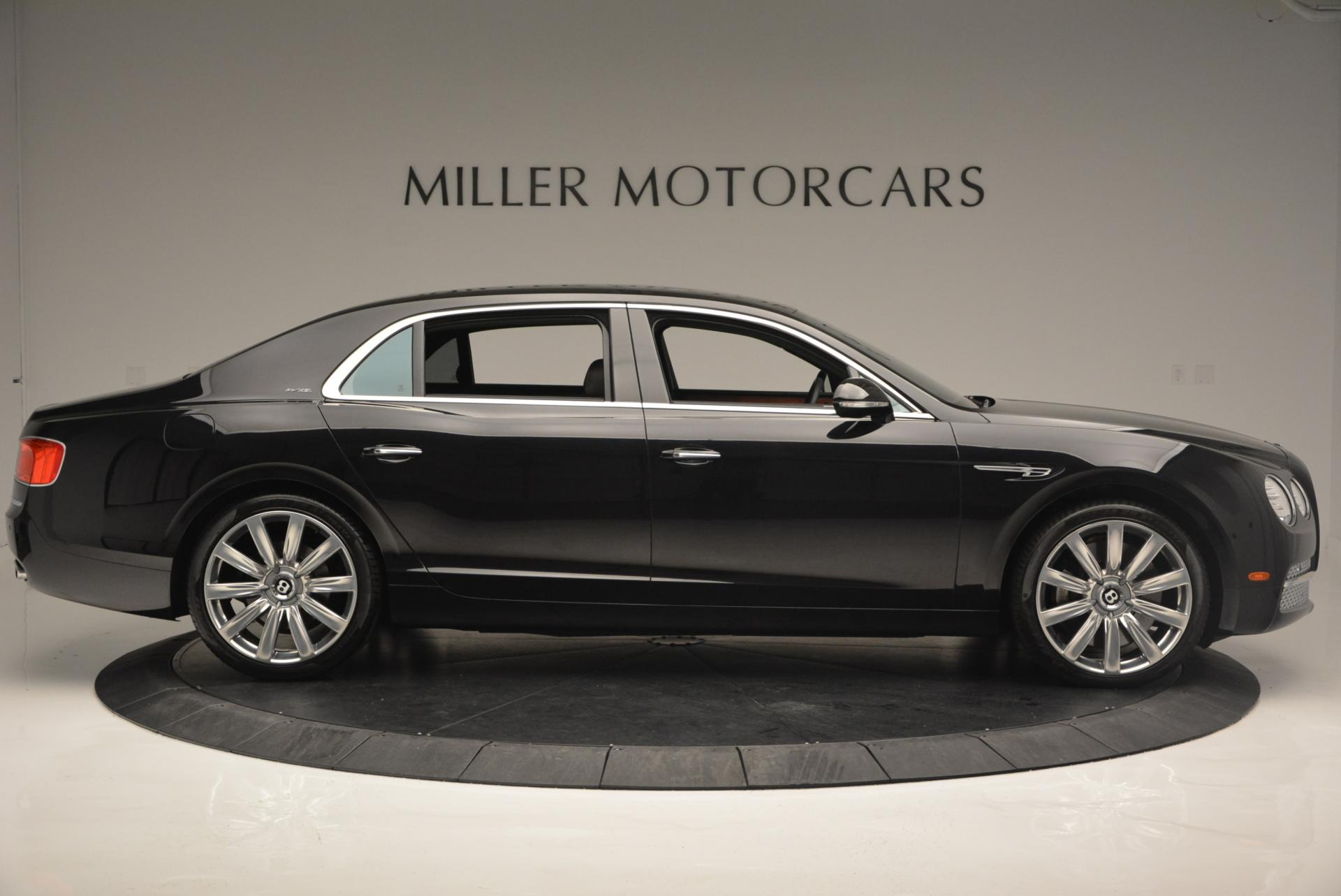 Used 2014 Bentley Flying Spur W12 For Sale In Greenwich, CT. Alfa Romeo of Greenwich, B1106A 33_p9