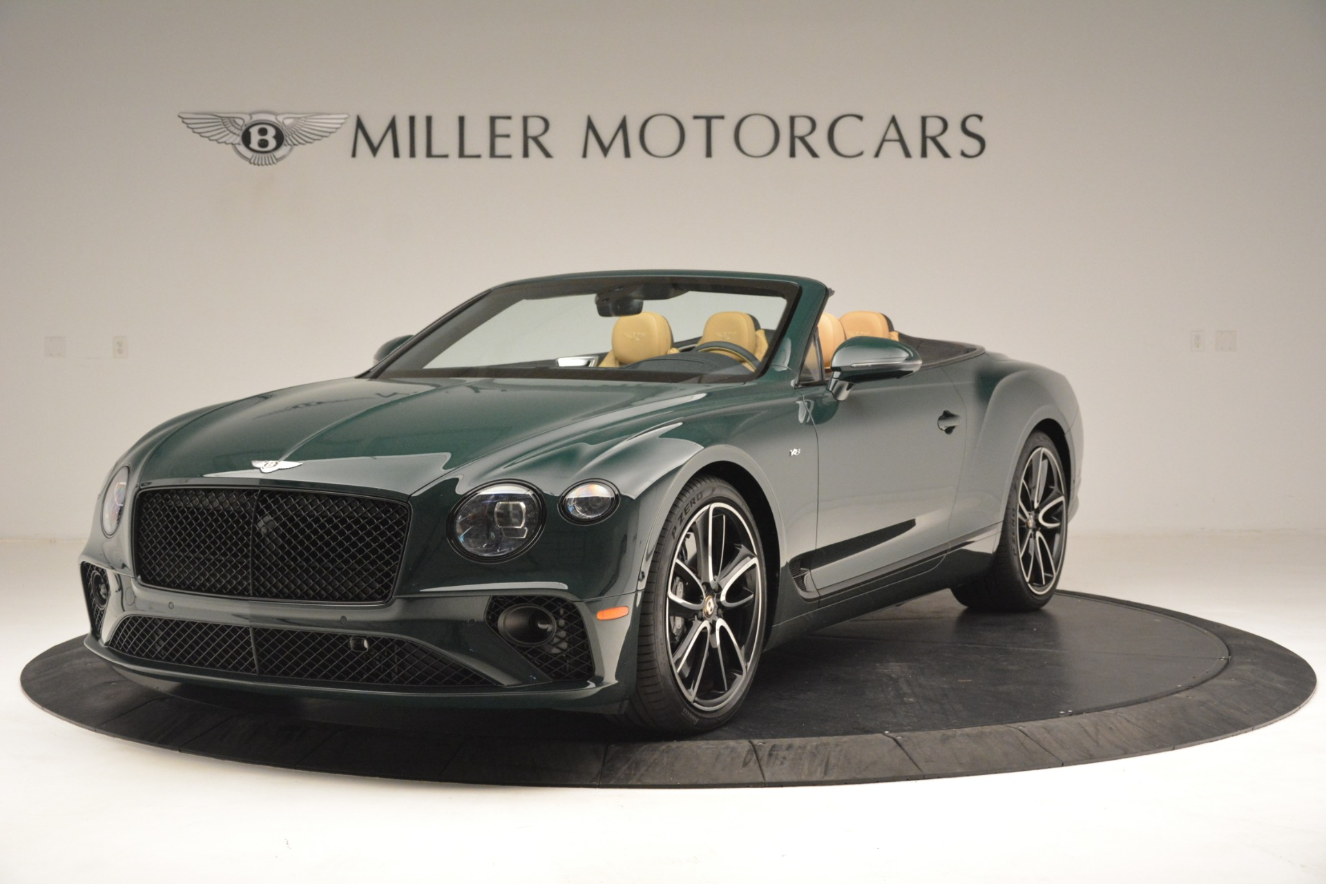 New 2020 Bentley Continental GTC V8 For Sale In Greenwich, CT. Alfa Romeo of Greenwich, 20GTCV8 3301_main