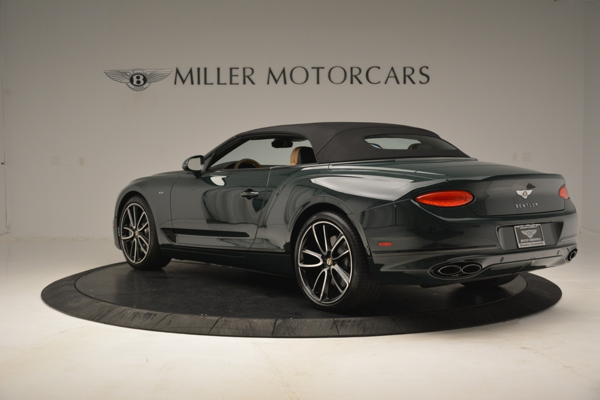 New 2020 Bentley Continental GTC V8 For Sale In Greenwich, CT. Alfa Romeo of Greenwich, 20GTCV8 3301_p16