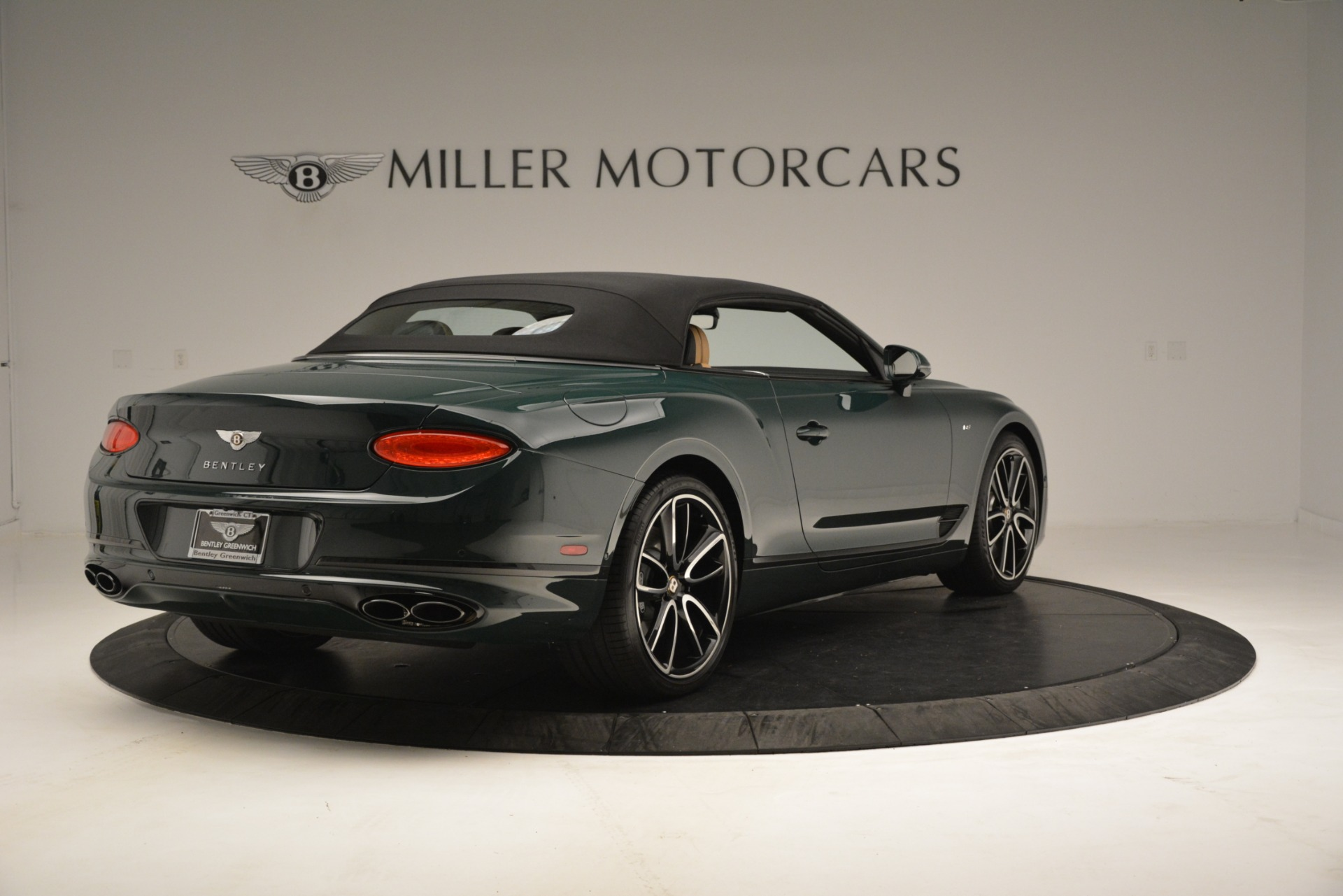 New 2020 Bentley Continental GTC V8 For Sale In Greenwich, CT. Alfa Romeo of Greenwich, 20GTCV8 3301_p17