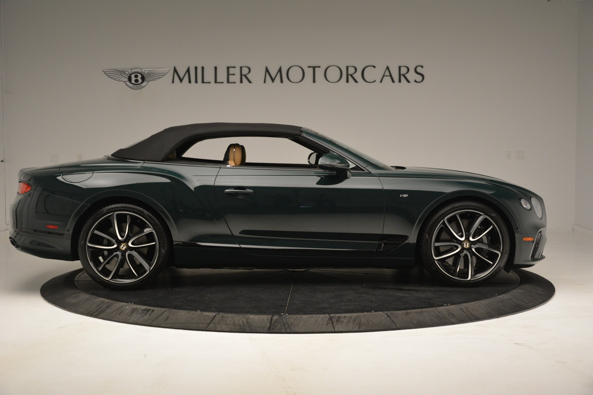 New 2020 Bentley Continental GTC V8 For Sale In Greenwich, CT. Alfa Romeo of Greenwich, 20GTCV8 3301_p18
