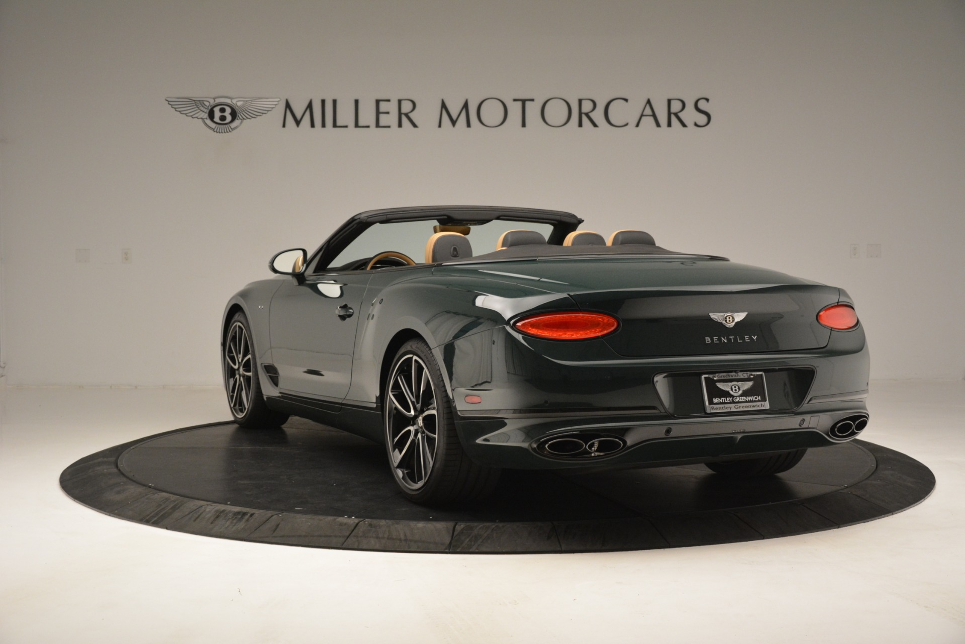 New 2020 Bentley Continental GTC V8 For Sale In Greenwich, CT. Alfa Romeo of Greenwich, 20GTCV8 3301_p5
