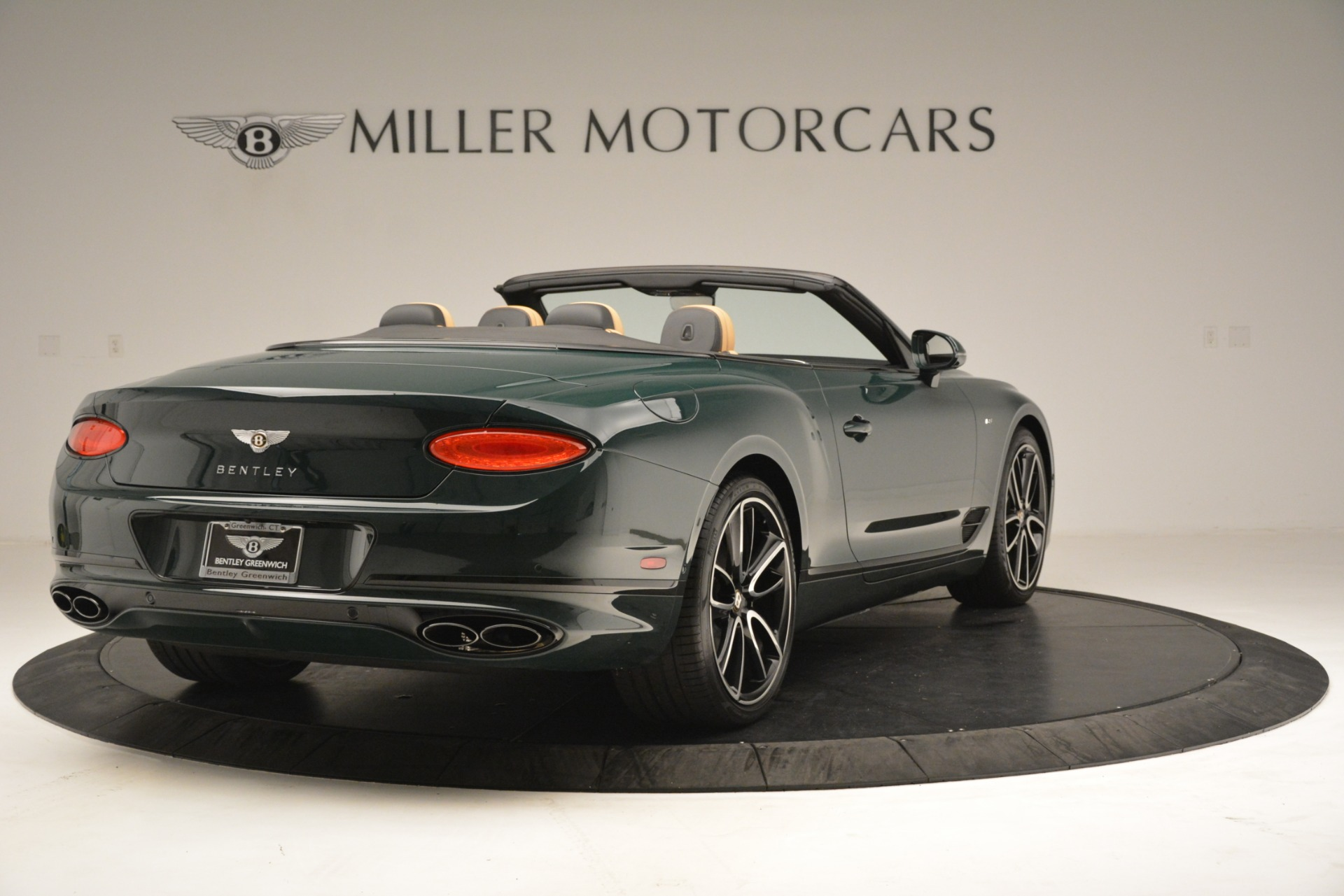New 2020 Bentley Continental GTC V8 For Sale In Greenwich, CT. Alfa Romeo of Greenwich, 20GTCV8 3301_p7