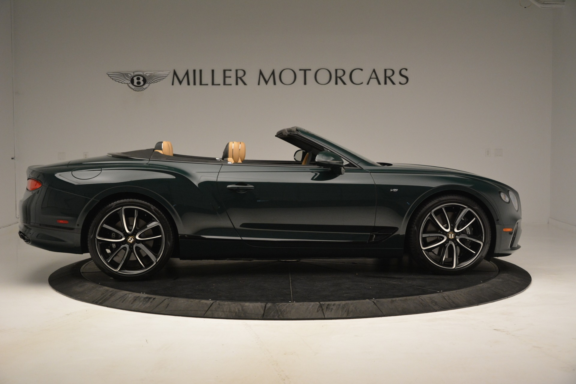 New 2020 Bentley Continental GTC V8 For Sale In Greenwich, CT. Alfa Romeo of Greenwich, 20GTCV8 3301_p9