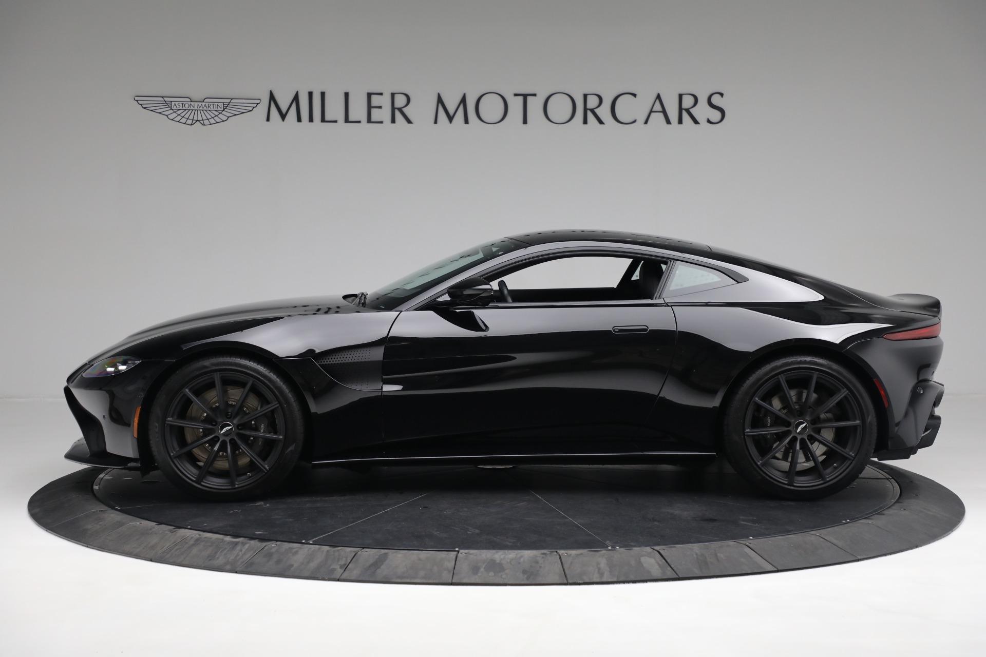 New 2019 Aston Martin Vantage V8 For Sale In Greenwich, CT. Alfa Romeo of Greenwich, A1363 3307_p2