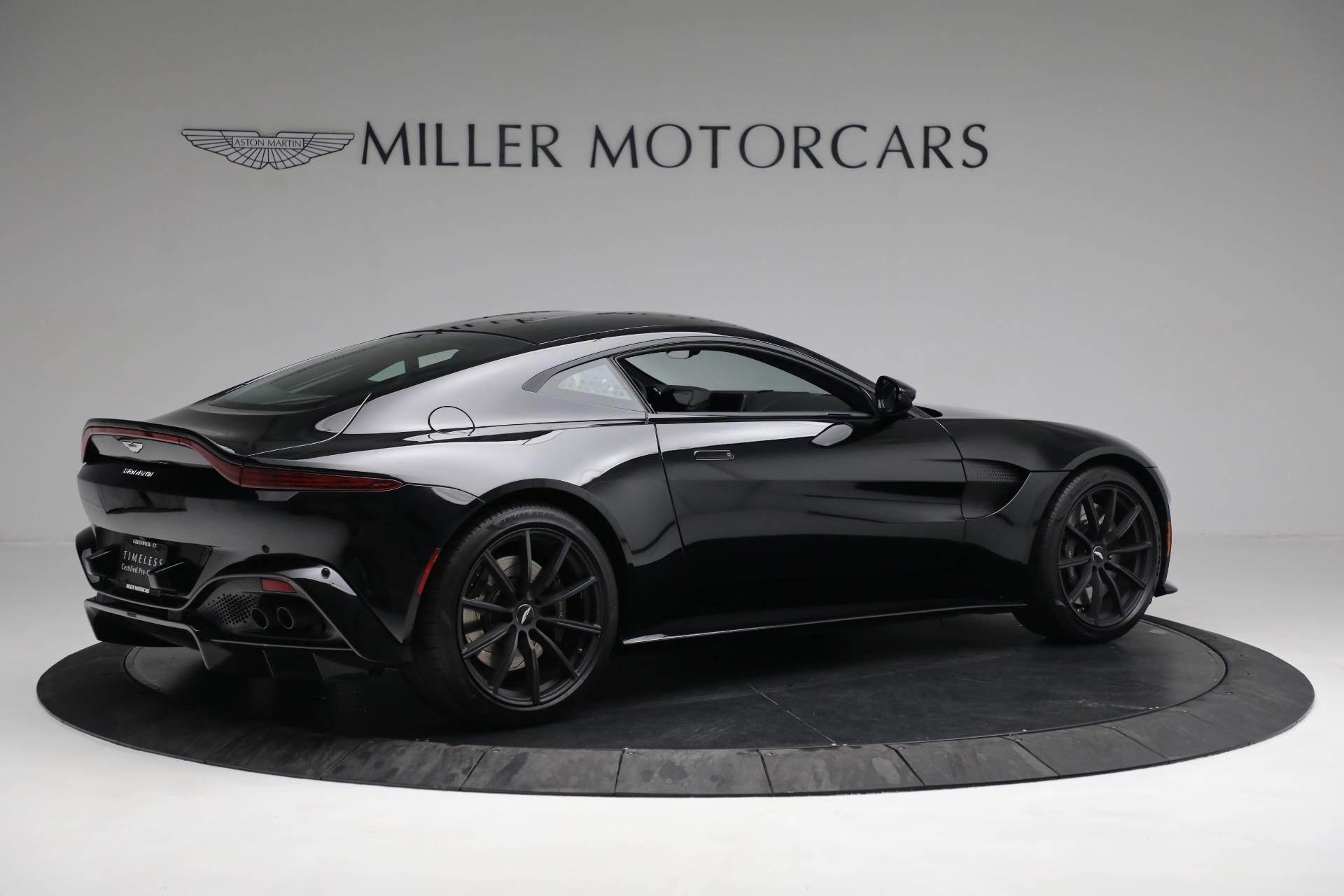 New 2019 Aston Martin Vantage V8 For Sale In Greenwich, CT. Alfa Romeo of Greenwich, A1363 3307_p7