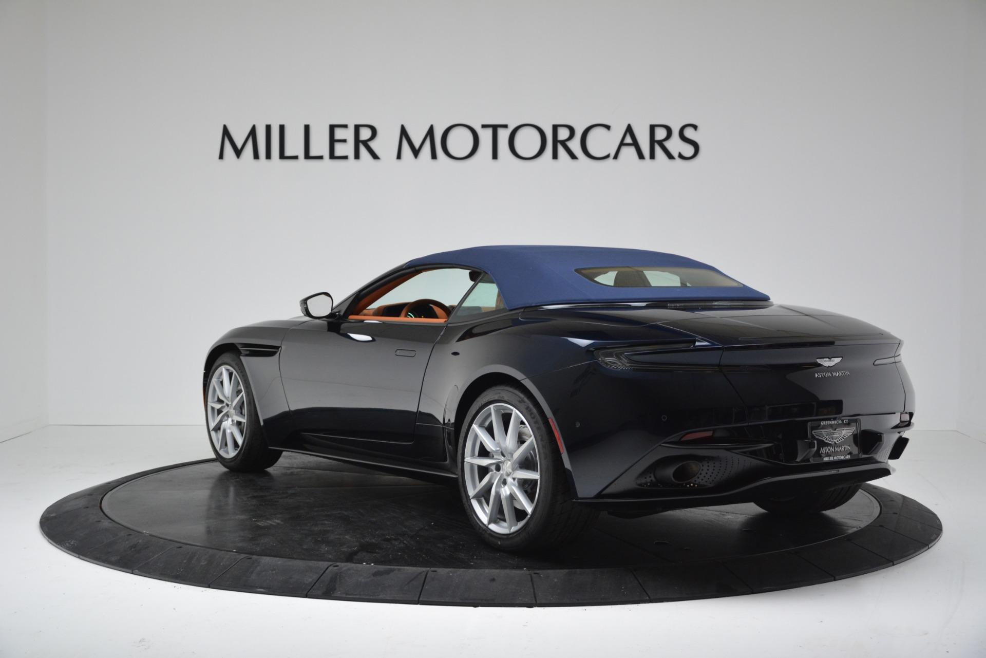New 2019 Aston Martin DB11 V8 For Sale In Greenwich, CT. Alfa Romeo of Greenwich, A1370 3308_p15