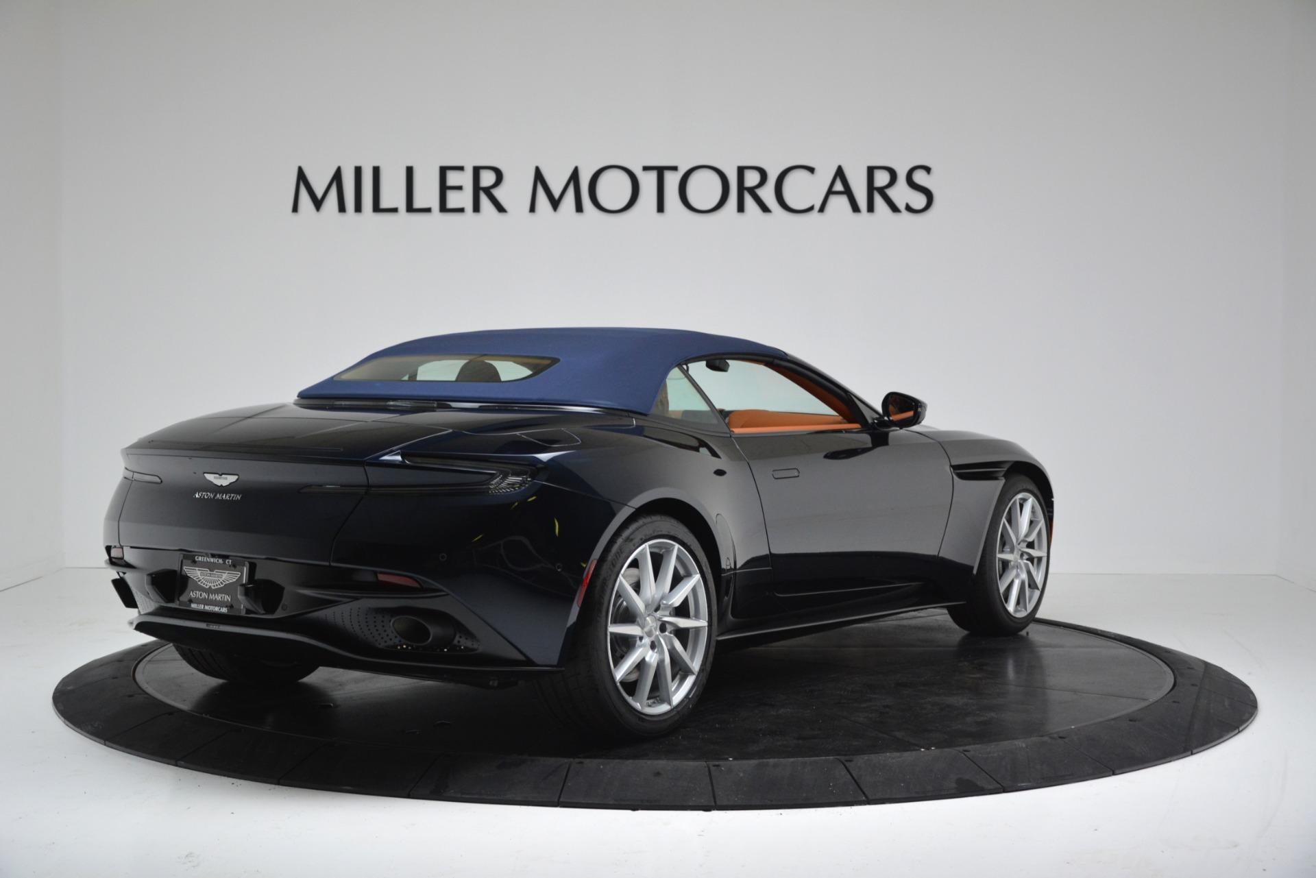 New 2019 Aston Martin DB11 V8 For Sale In Greenwich, CT. Alfa Romeo of Greenwich, A1370 3308_p17
