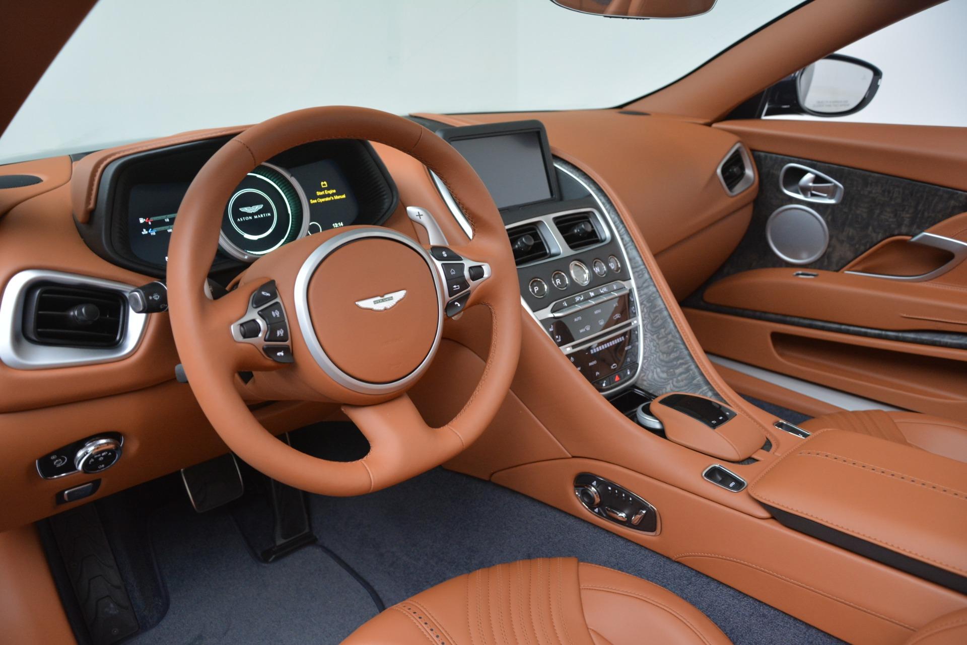 New 2019 Aston Martin DB11 V8 For Sale In Greenwich, CT. Alfa Romeo of Greenwich, A1370 3308_p20