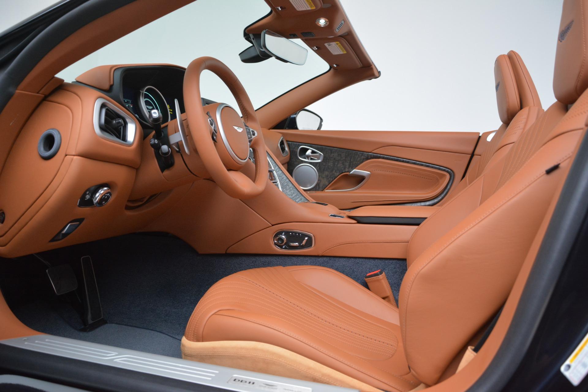 New 2019 Aston Martin DB11 V8 For Sale In Greenwich, CT. Alfa Romeo of Greenwich, A1370 3308_p21