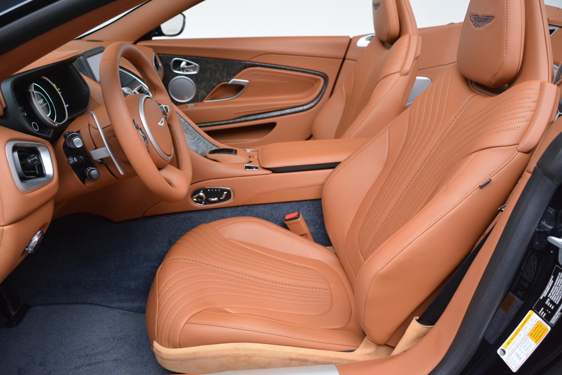 New 2019 Aston Martin DB11 V8 For Sale In Greenwich, CT. Alfa Romeo of Greenwich, A1370 3308_p22