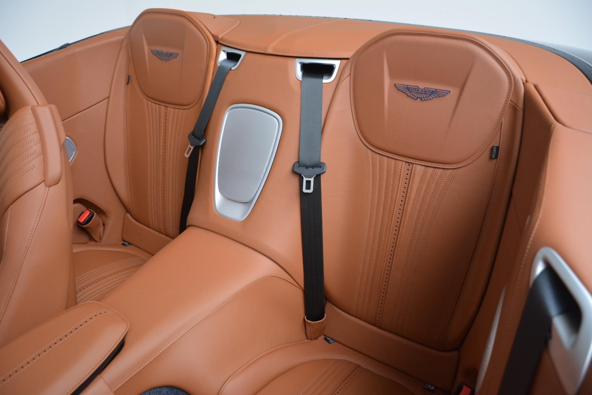 New 2019 Aston Martin DB11 V8 For Sale In Greenwich, CT. Alfa Romeo of Greenwich, A1370 3308_p24