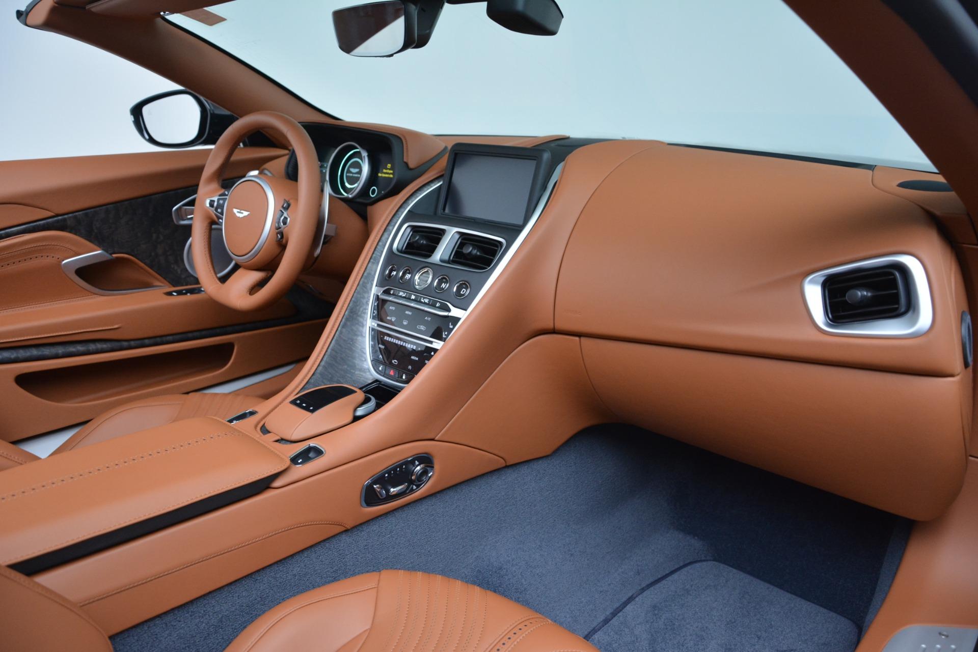 New 2019 Aston Martin DB11 V8 For Sale In Greenwich, CT. Alfa Romeo of Greenwich, A1370 3308_p25