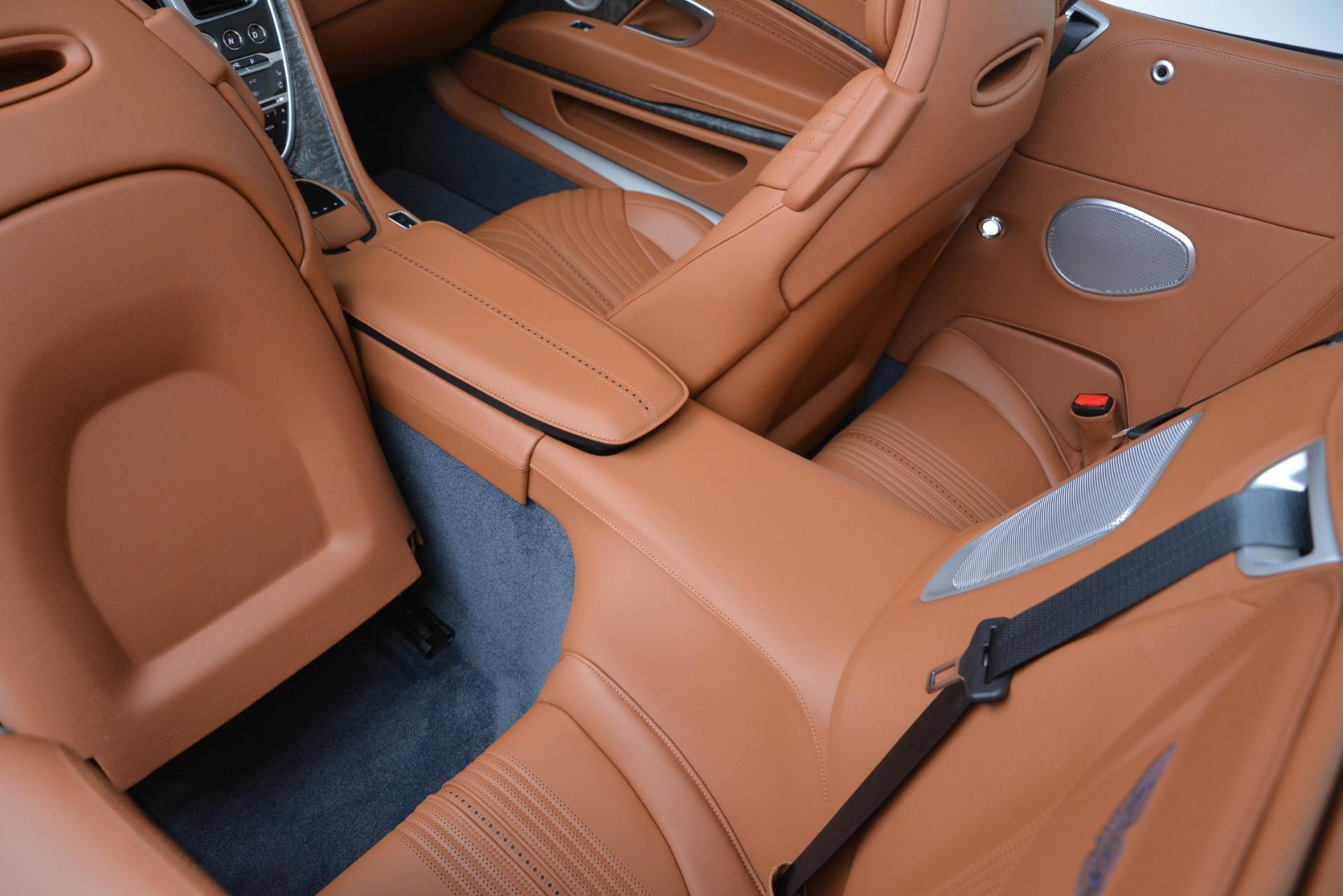 New 2019 Aston Martin DB11 V8 For Sale In Greenwich, CT. Alfa Romeo of Greenwich, A1370 3308_p28