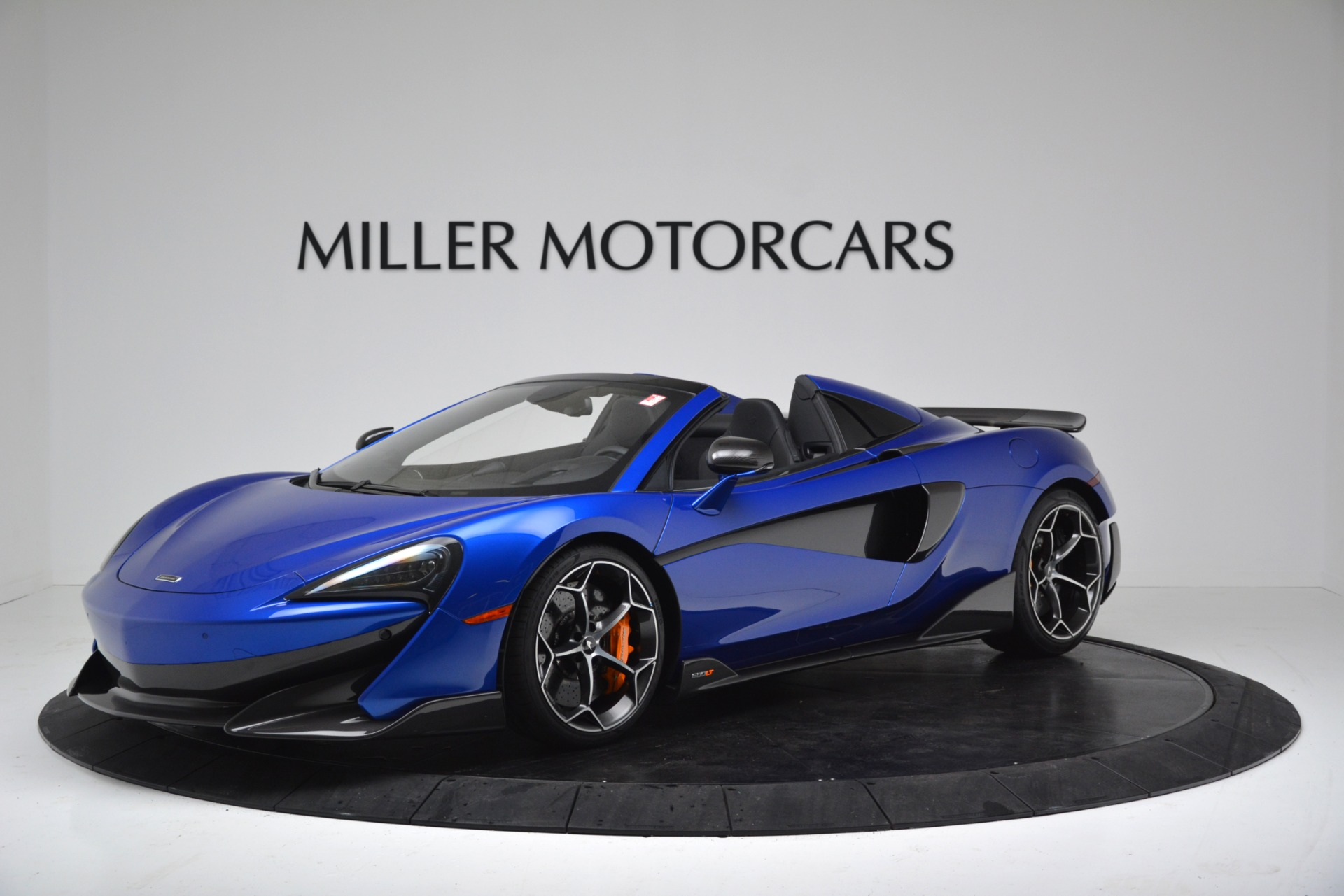 New 2020 McLaren 600LT Convertible For Sale In Greenwich, CT. Alfa Romeo of Greenwich, MC439