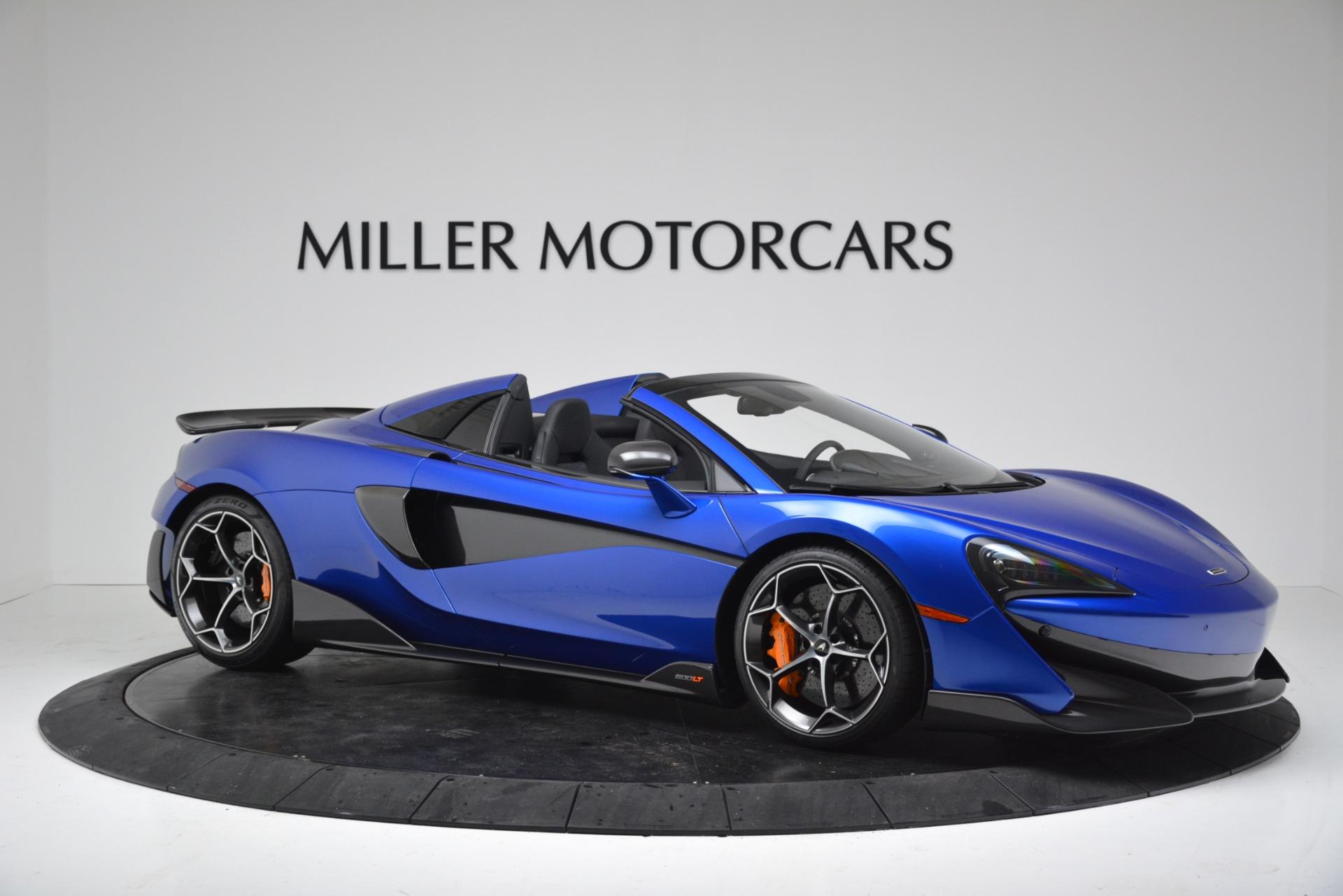 New 2020 McLaren 600LT Spider Convertible For Sale In Greenwich, CT. Alfa Romeo of Greenwich, MC439 3309_p10