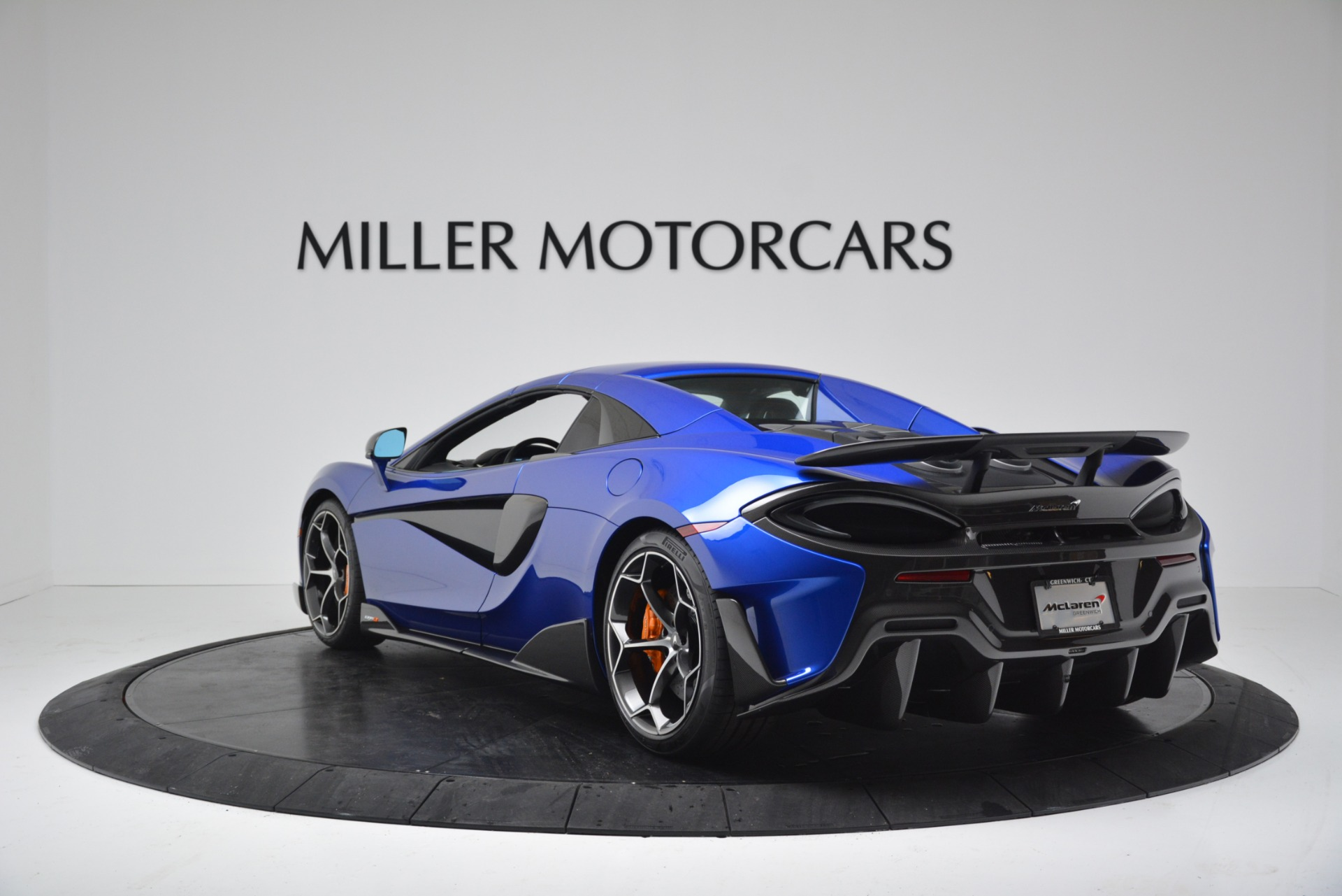 New 2020 McLaren 600LT Spider Convertible For Sale In Greenwich, CT. Alfa Romeo of Greenwich, MC439 3309_p14