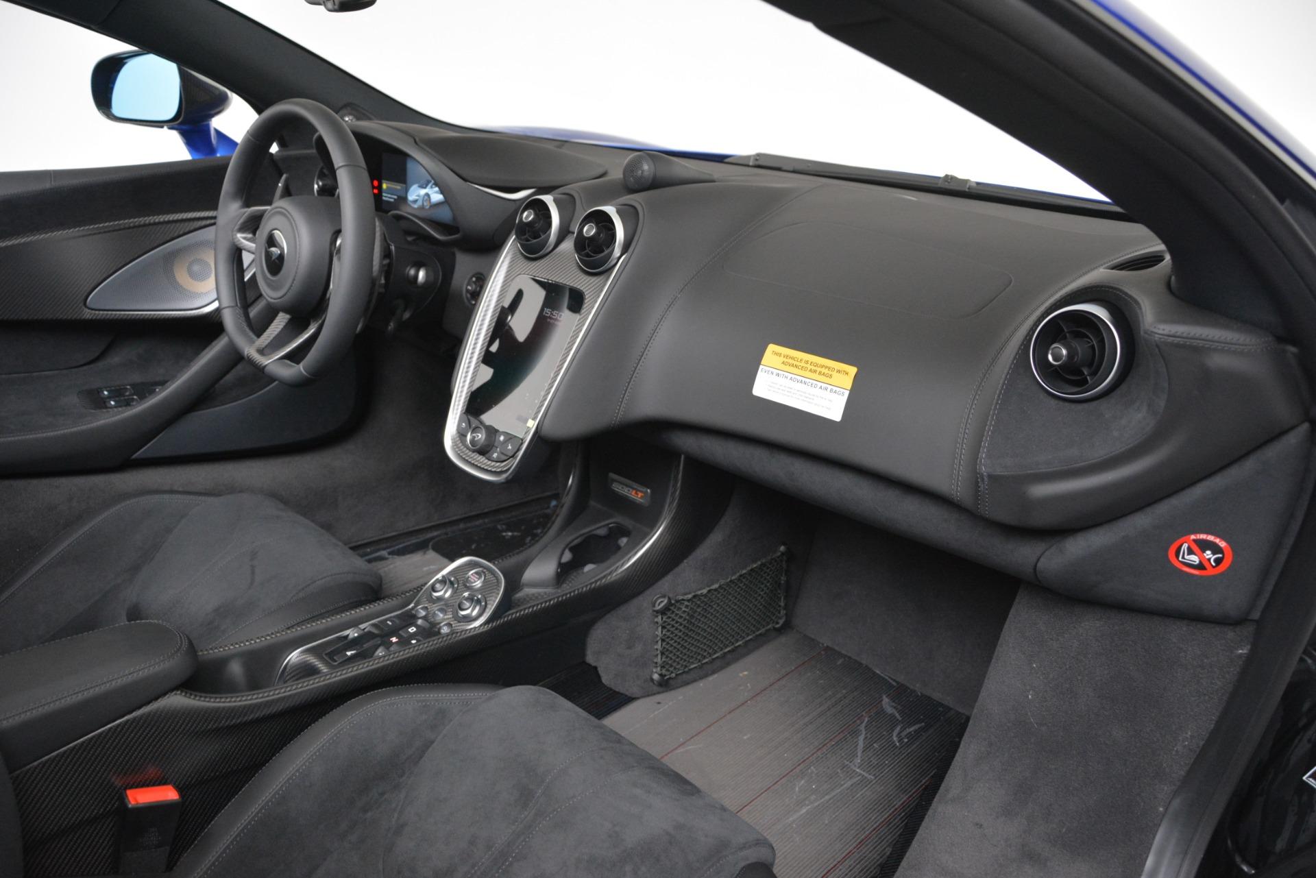 New 2020 McLaren 600LT Spider Convertible For Sale In Greenwich, CT. Alfa Romeo of Greenwich, MC439 3309_p23