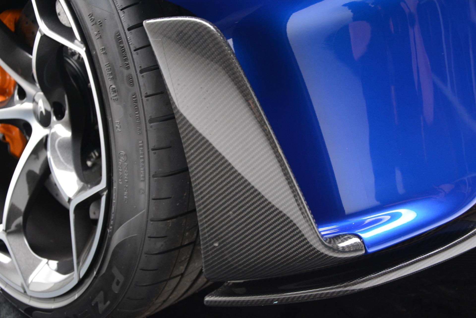 New 2020 McLaren 600LT Spider Convertible For Sale In Greenwich, CT. Alfa Romeo of Greenwich, MC439 3309_p29
