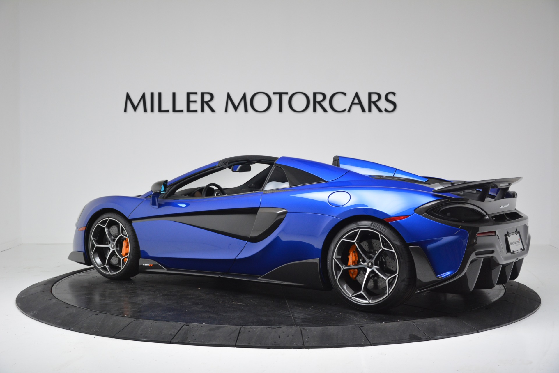 New 2020 McLaren 600LT Convertible For Sale In Greenwich, CT. Alfa Romeo of Greenwich, MC439 3309_p4