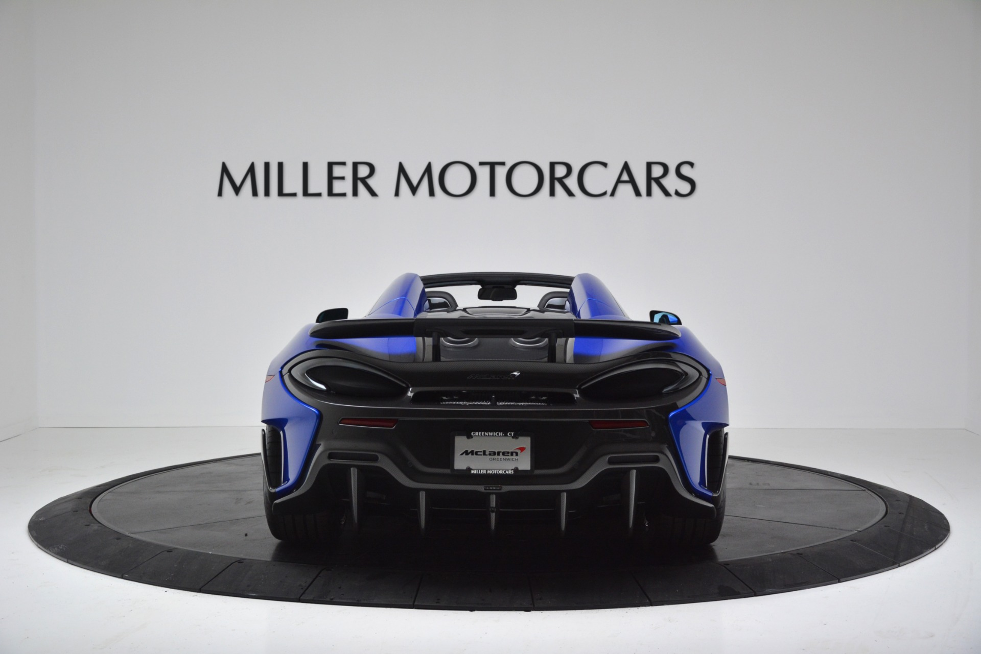 New 2020 McLaren 600LT Spider Convertible For Sale In Greenwich, CT. Alfa Romeo of Greenwich, MC439 3309_p6