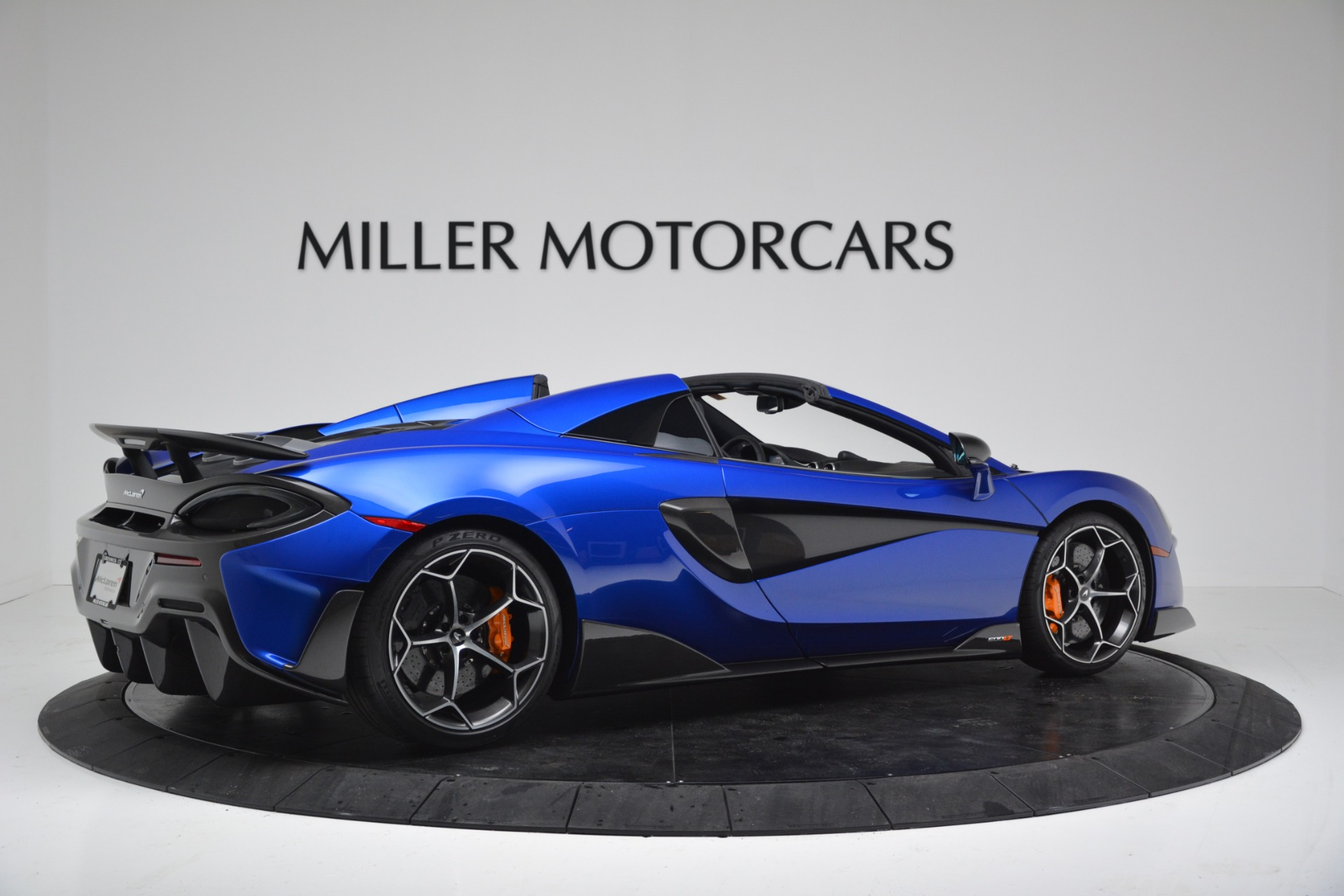 New 2020 McLaren 600LT Convertible For Sale In Greenwich, CT. Alfa Romeo of Greenwich, MC439 3309_p8