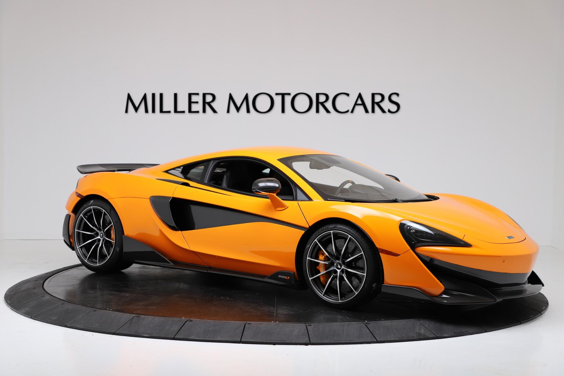 New 2019 McLaren 600LT Coupe For Sale In Greenwich, CT. Alfa Romeo of Greenwich, MC441 3312_p10