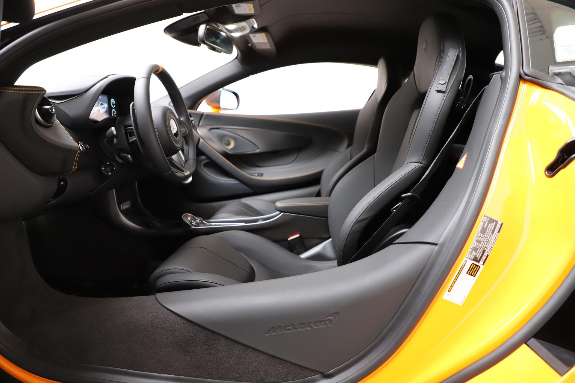 New 2019 McLaren 600LT Coupe For Sale In Greenwich, CT. Alfa Romeo of Greenwich, MC441 3312_p16