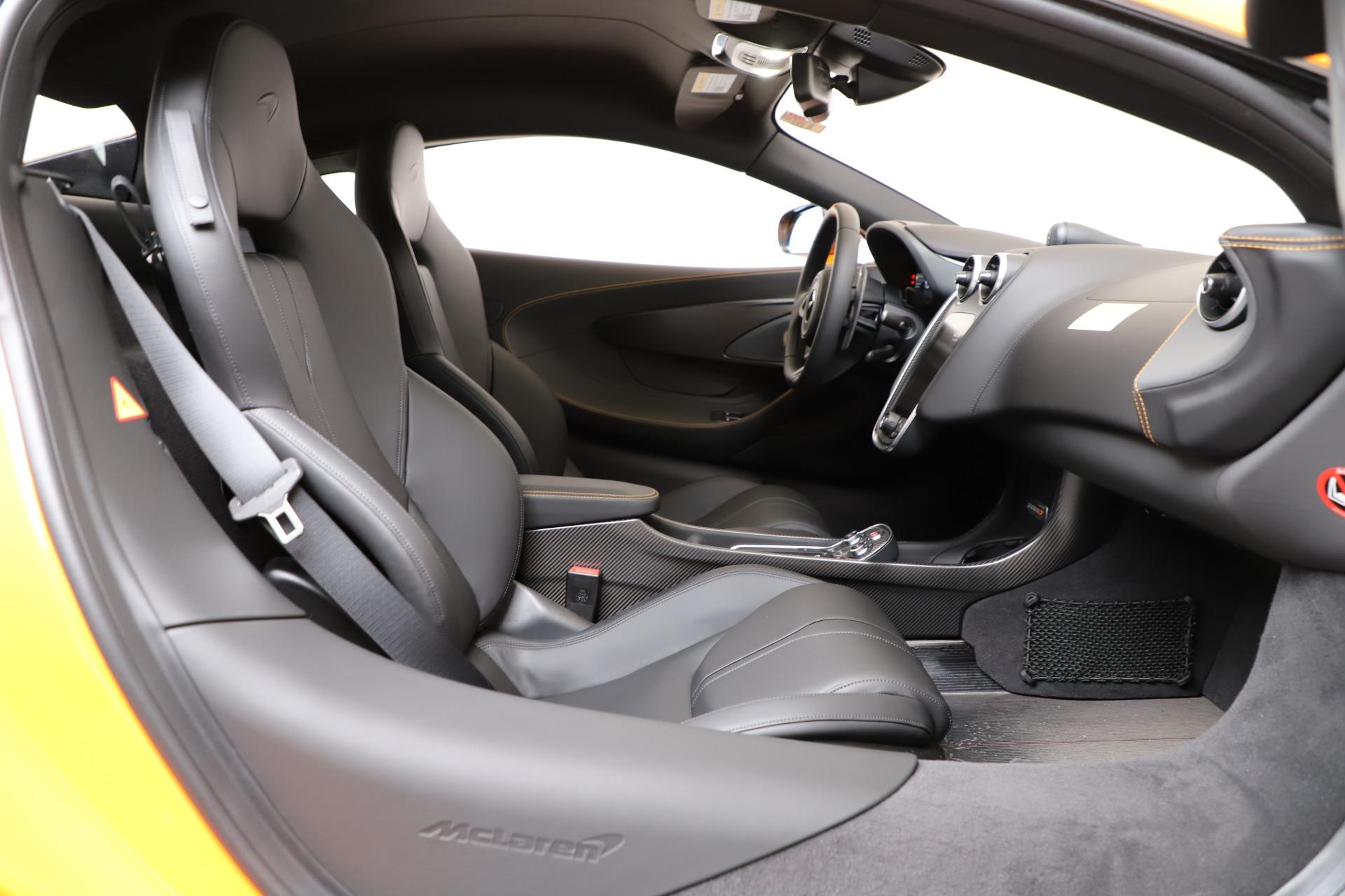 New 2019 McLaren 600LT Coupe For Sale In Greenwich, CT. Alfa Romeo of Greenwich, MC441 3312_p19