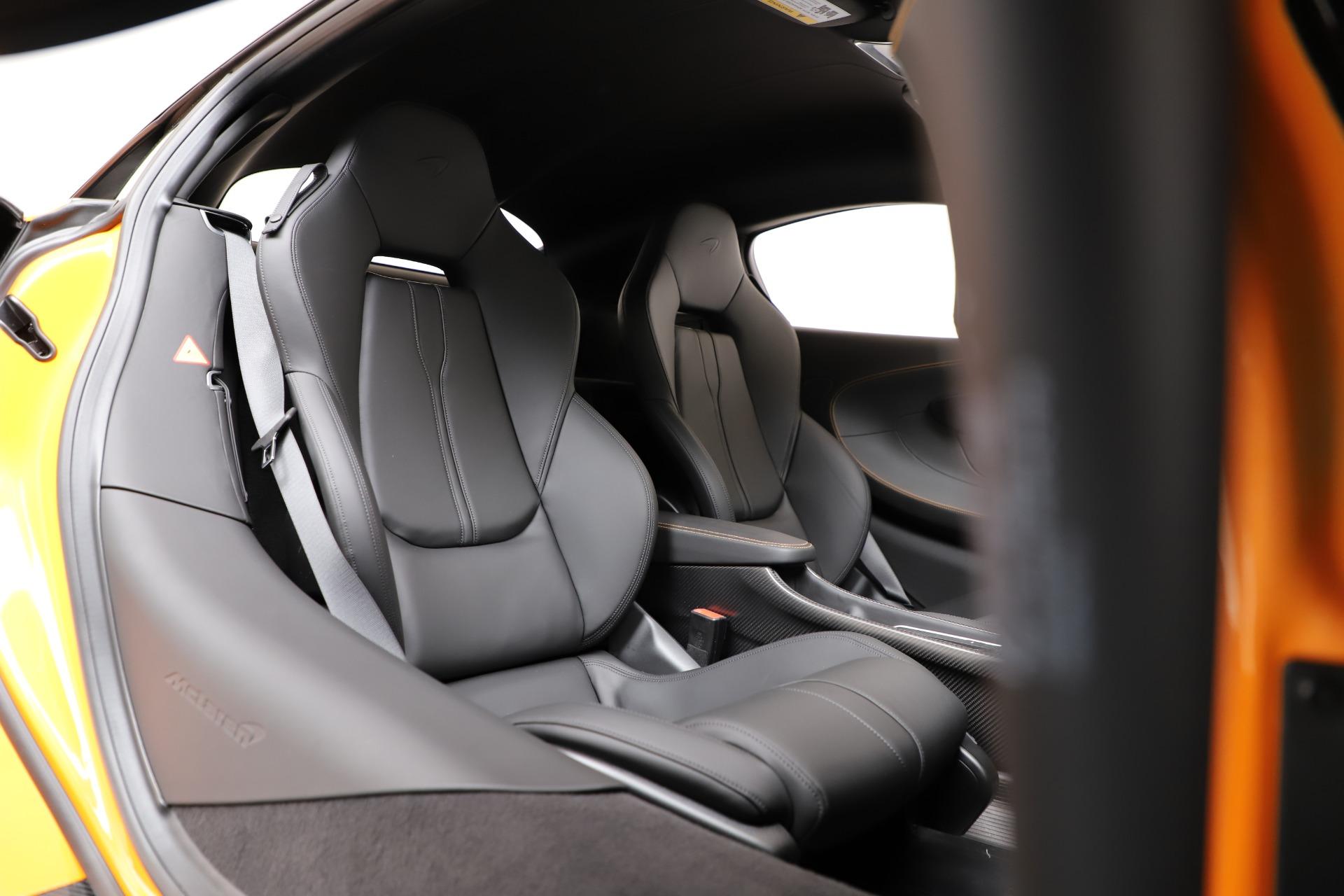 New 2019 McLaren 600LT Coupe For Sale In Greenwich, CT. Alfa Romeo of Greenwich, MC441 3312_p20