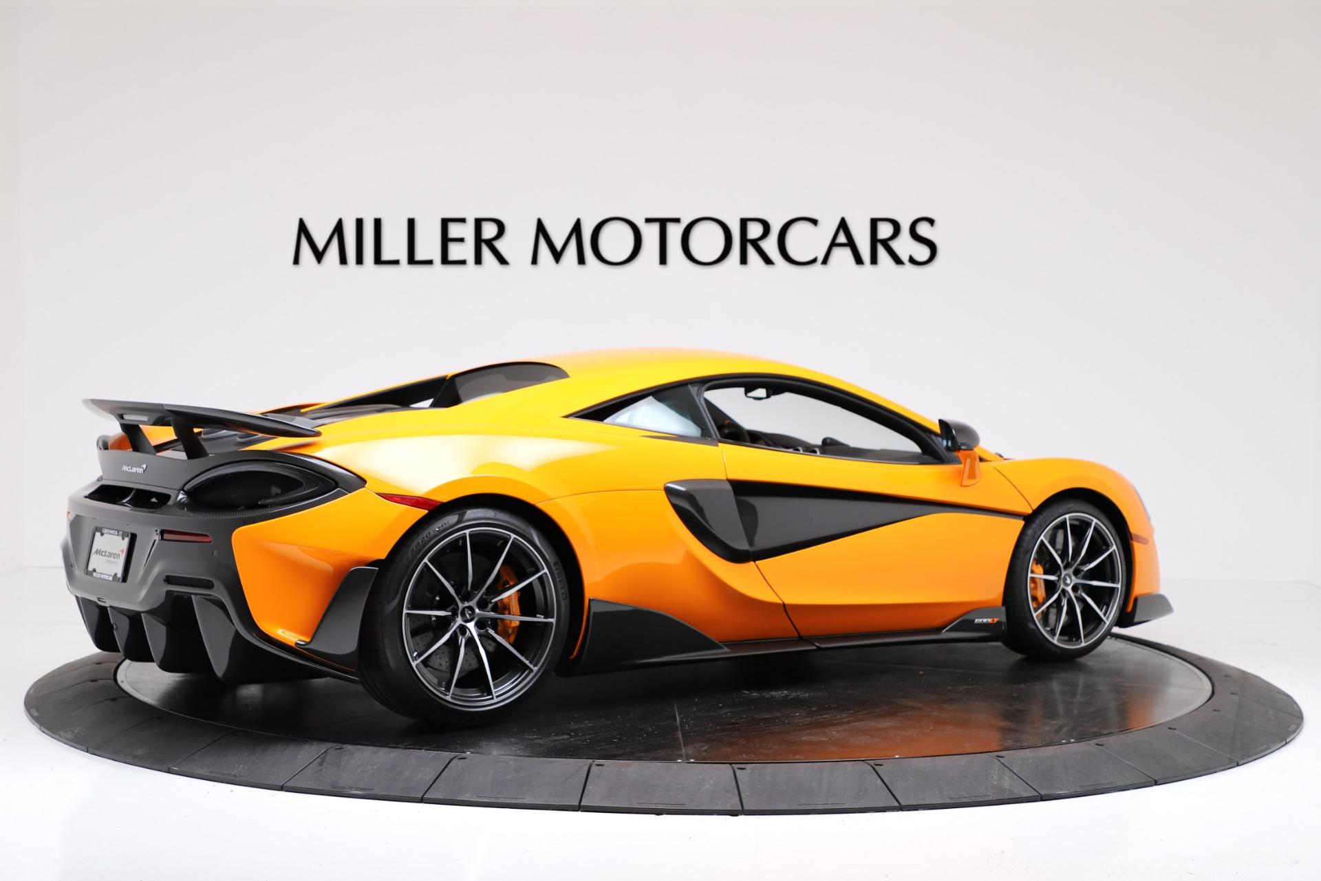 New 2019 McLaren 600LT Coupe For Sale In Greenwich, CT. Alfa Romeo of Greenwich, MC441 3312_p8