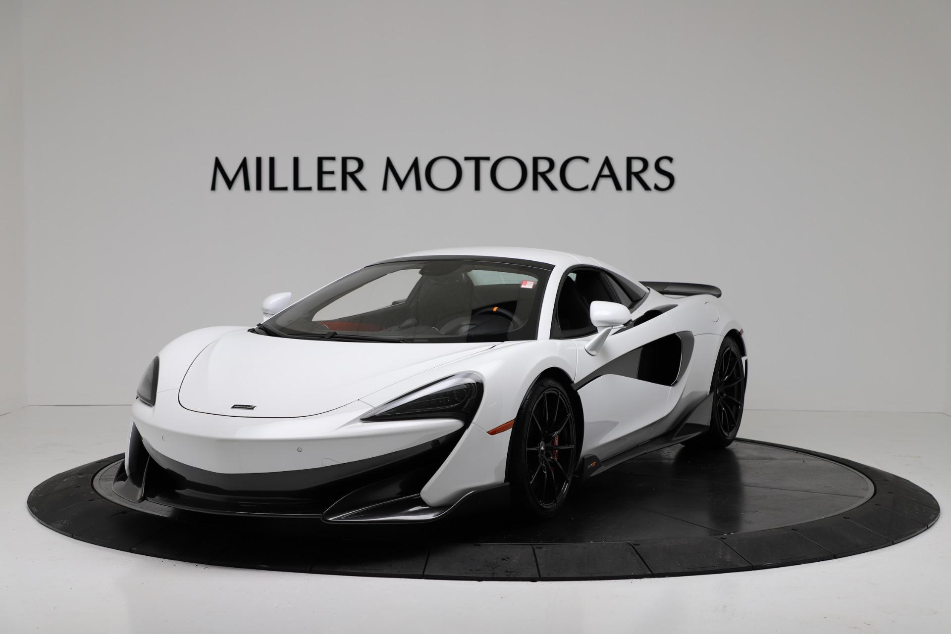New 2020 McLaren 600LT Spider For Sale In Greenwich, CT. Alfa Romeo of Greenwich, MC433 3314_p13