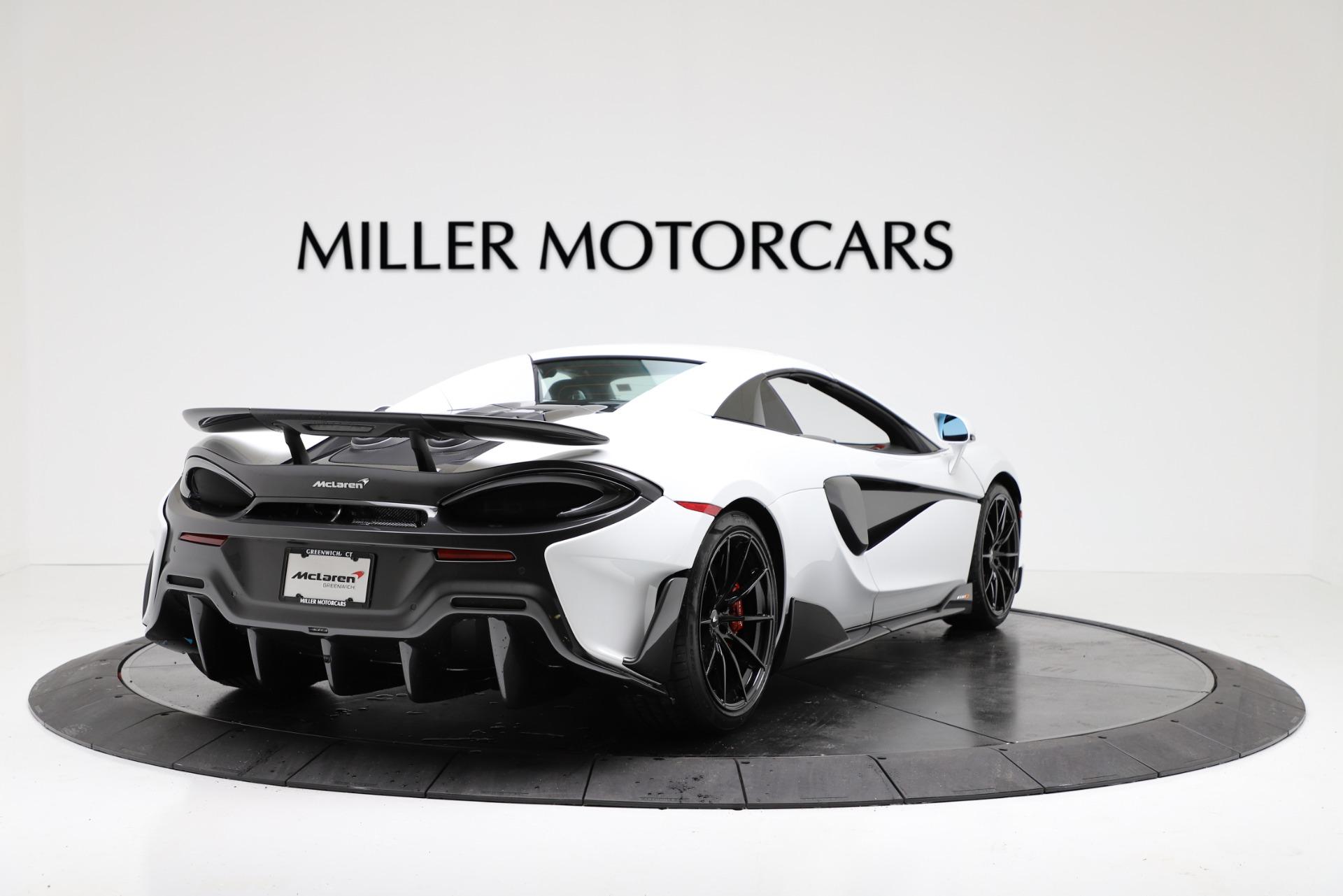 New 2020 McLaren 600LT Spider For Sale In Greenwich, CT. Alfa Romeo of Greenwich, MC433 3314_p16
