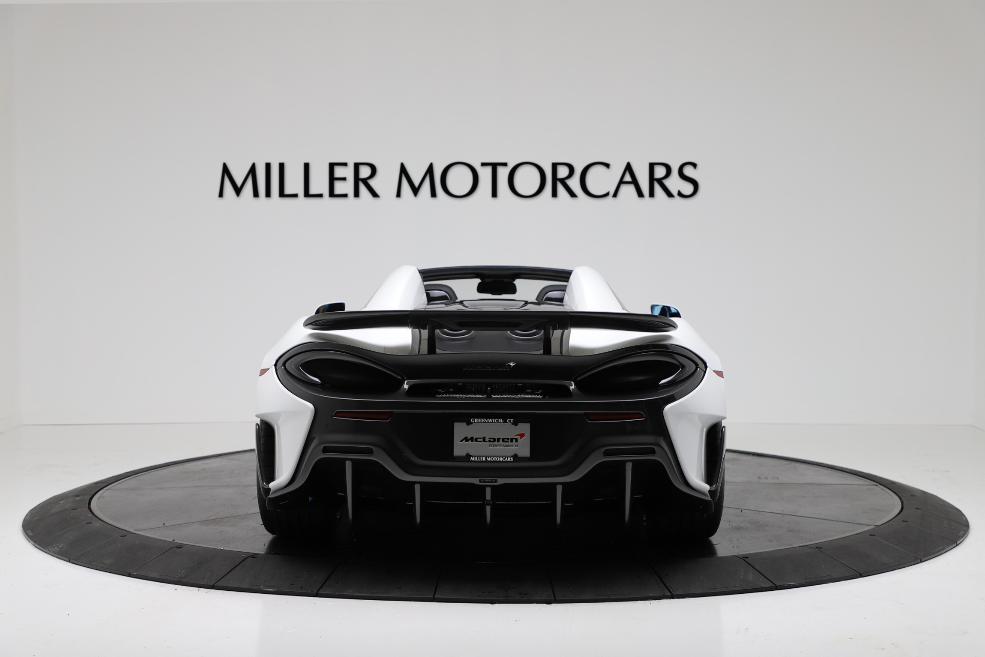 New 2020 McLaren 600LT Spider For Sale In Greenwich, CT. Alfa Romeo of Greenwich, MC433 3314_p6