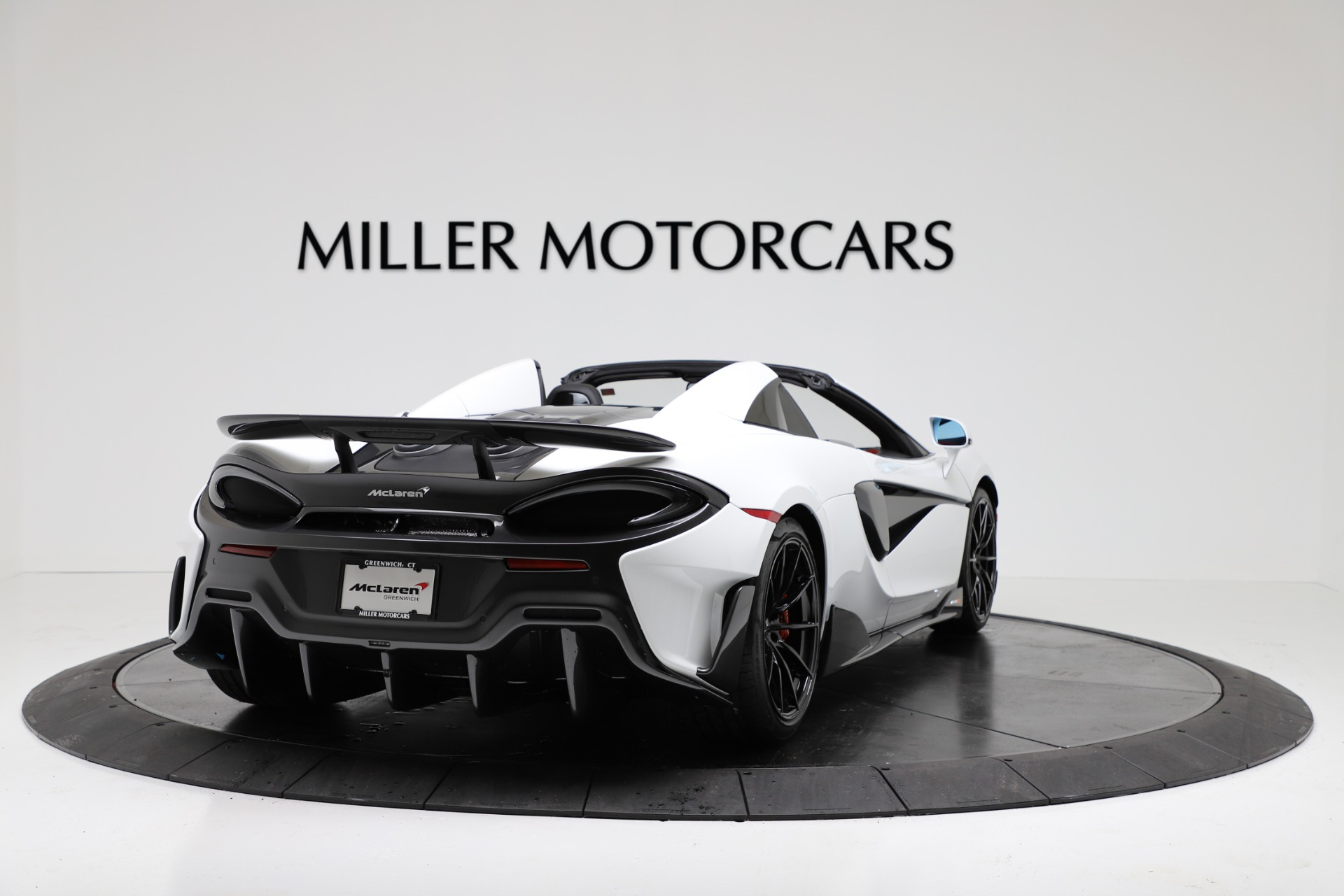 New 2020 McLaren 600LT Spider For Sale In Greenwich, CT. Alfa Romeo of Greenwich, MC433 3314_p7