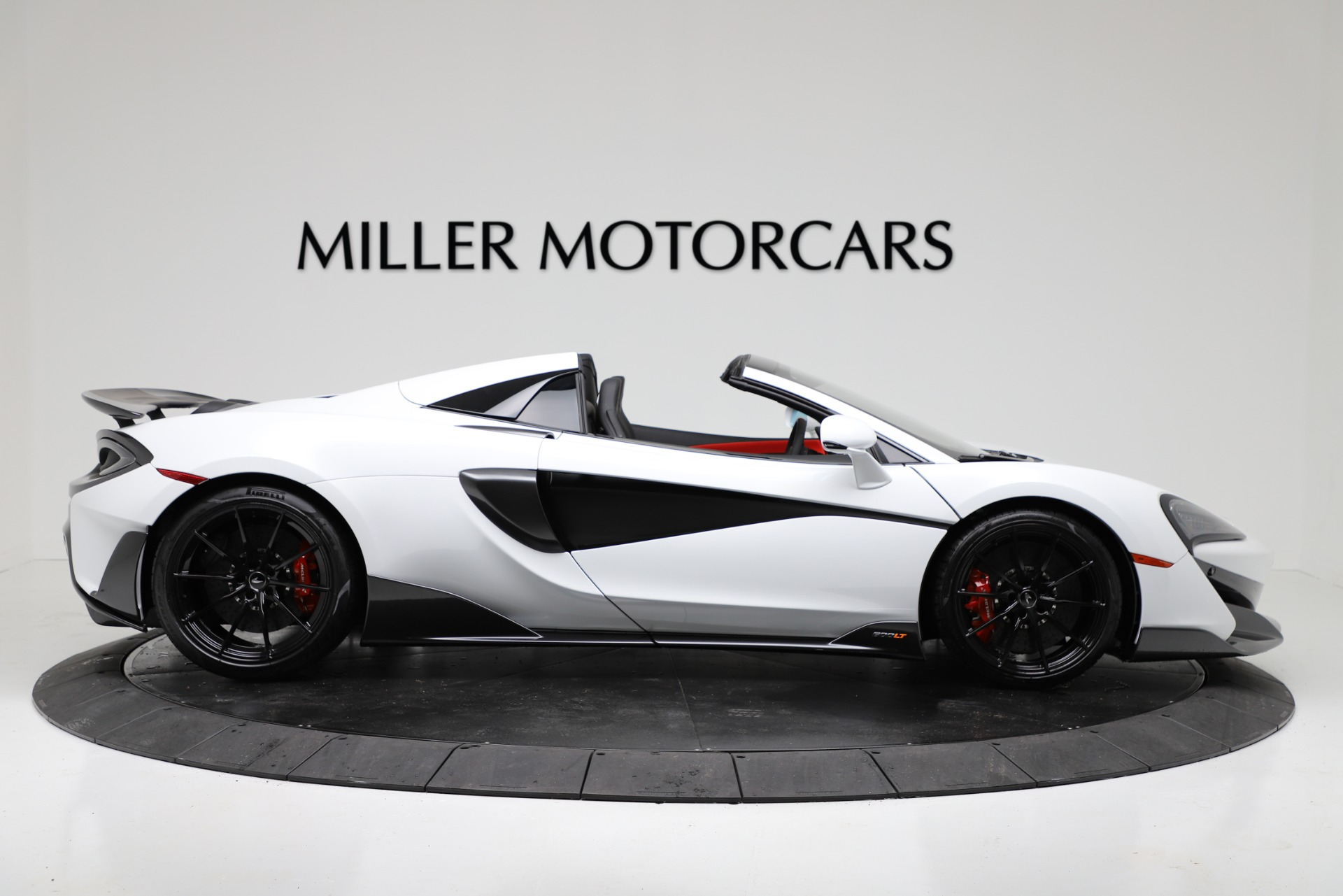 New 2020 McLaren 600LT Spider For Sale In Greenwich, CT. Alfa Romeo of Greenwich, MC433 3314_p9