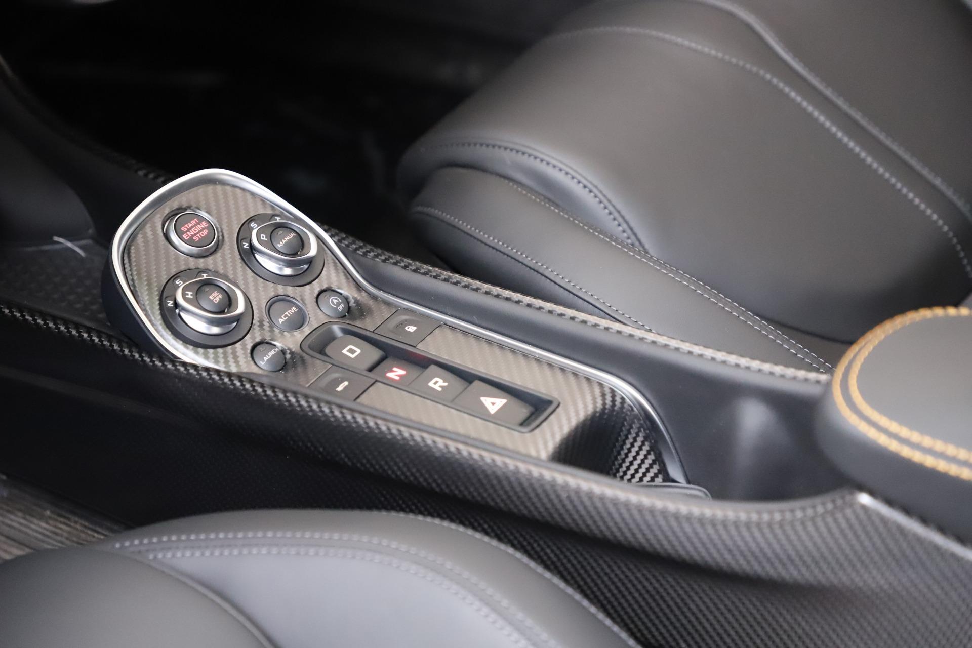 New 2019 McLaren 600LT Coupe For Sale In Greenwich, CT. Alfa Romeo of Greenwich, MC446 3315_p20