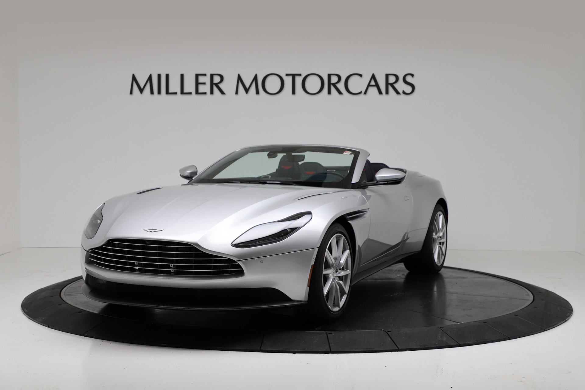 New 2019 Aston Martin DB11 V8 Convertible For Sale In Greenwich, CT. Alfa Romeo of Greenwich, A1371 3316_p2