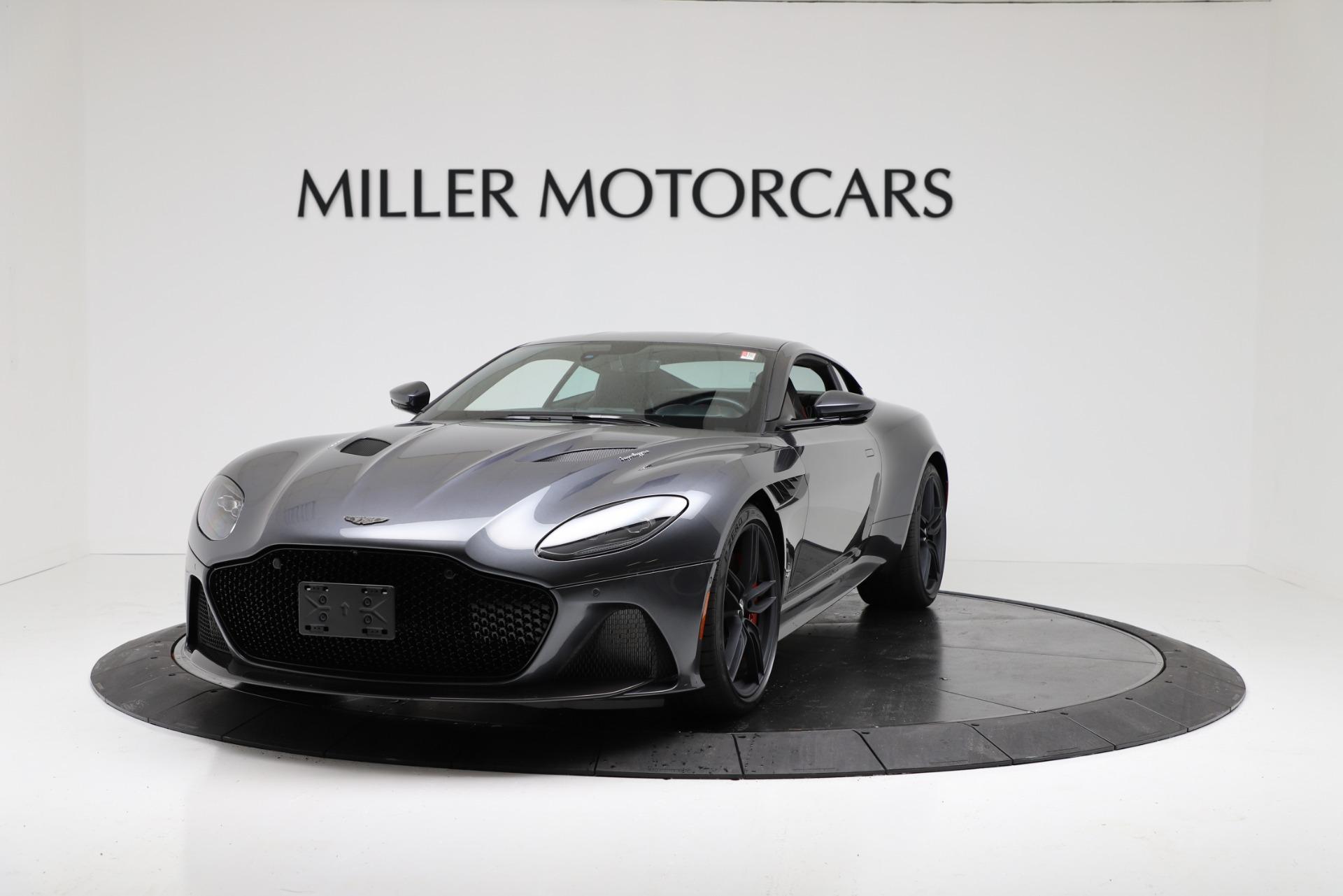 New 2019 Aston Martin DBS Superleggera For Sale In Greenwich, CT. Alfa Romeo of Greenwich, A1379 3318_p2
