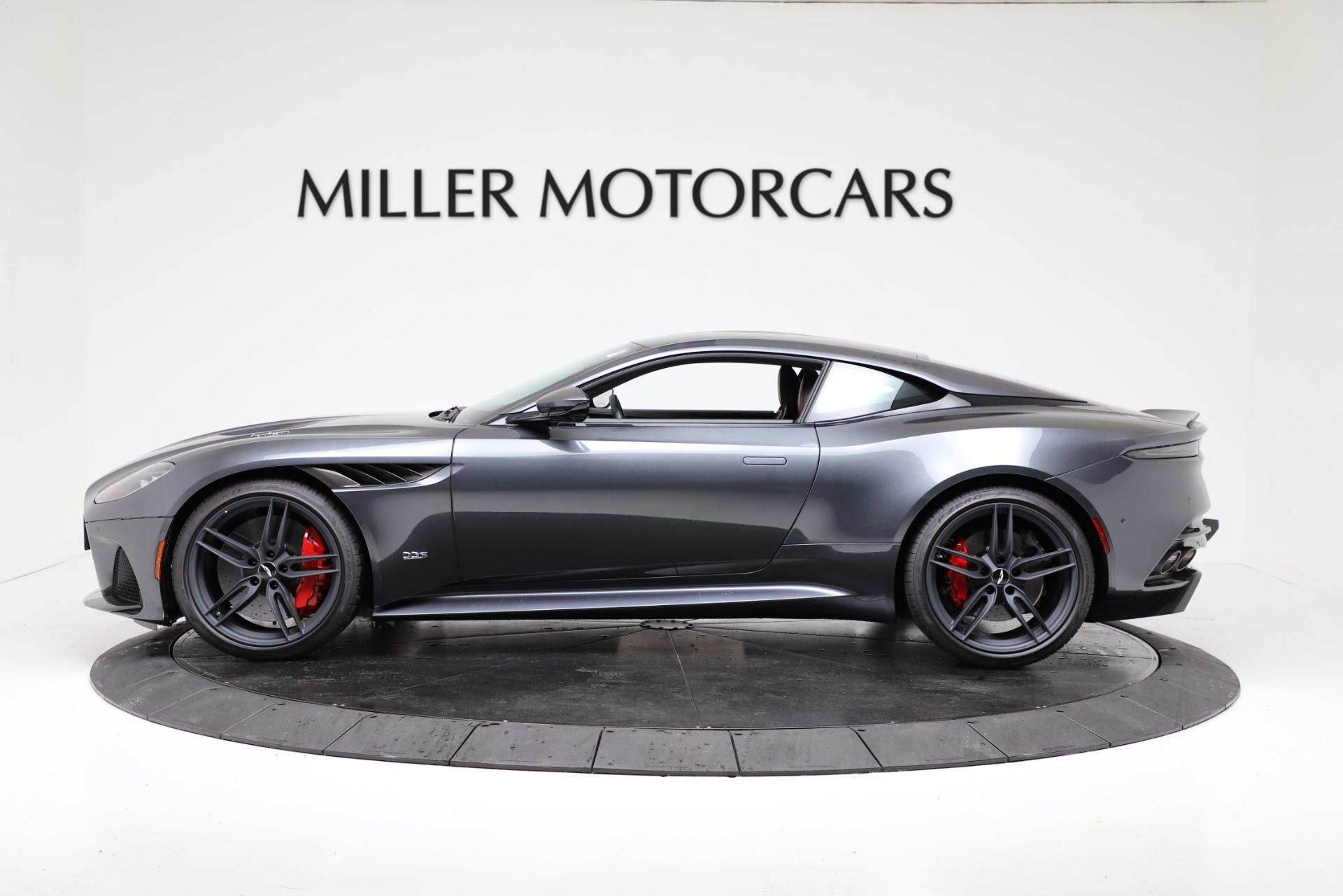 New 2019 Aston Martin DBS Superleggera For Sale In Greenwich, CT. Alfa Romeo of Greenwich, A1379 3318_p3