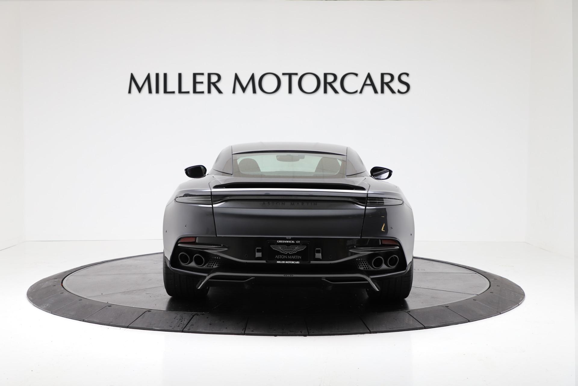 New 2019 Aston Martin DBS Superleggera For Sale In Greenwich, CT. Alfa Romeo of Greenwich, A1379 3318_p5