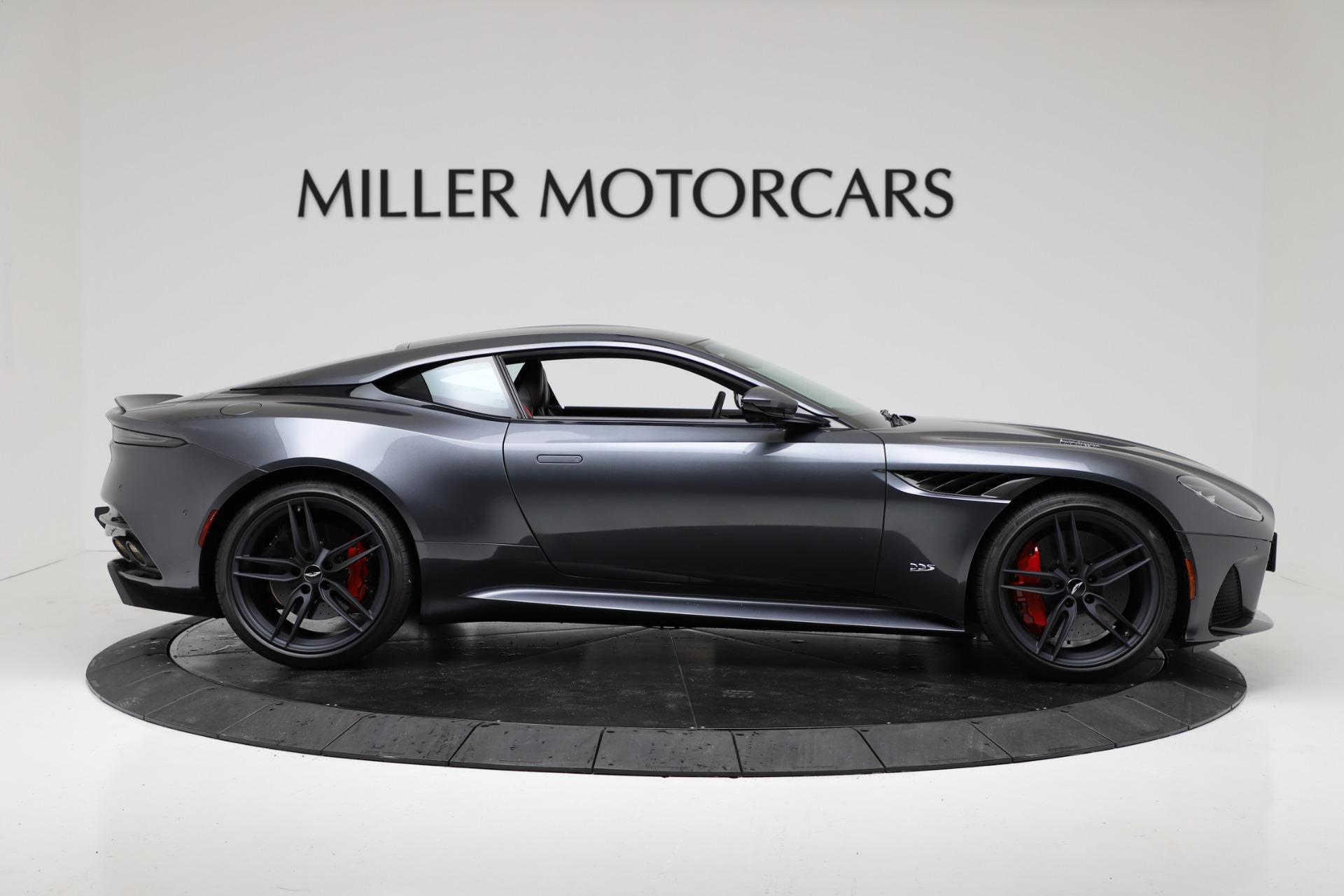 New 2019 Aston Martin DBS Superleggera For Sale In Greenwich, CT. Alfa Romeo of Greenwich, A1379 3318_p8