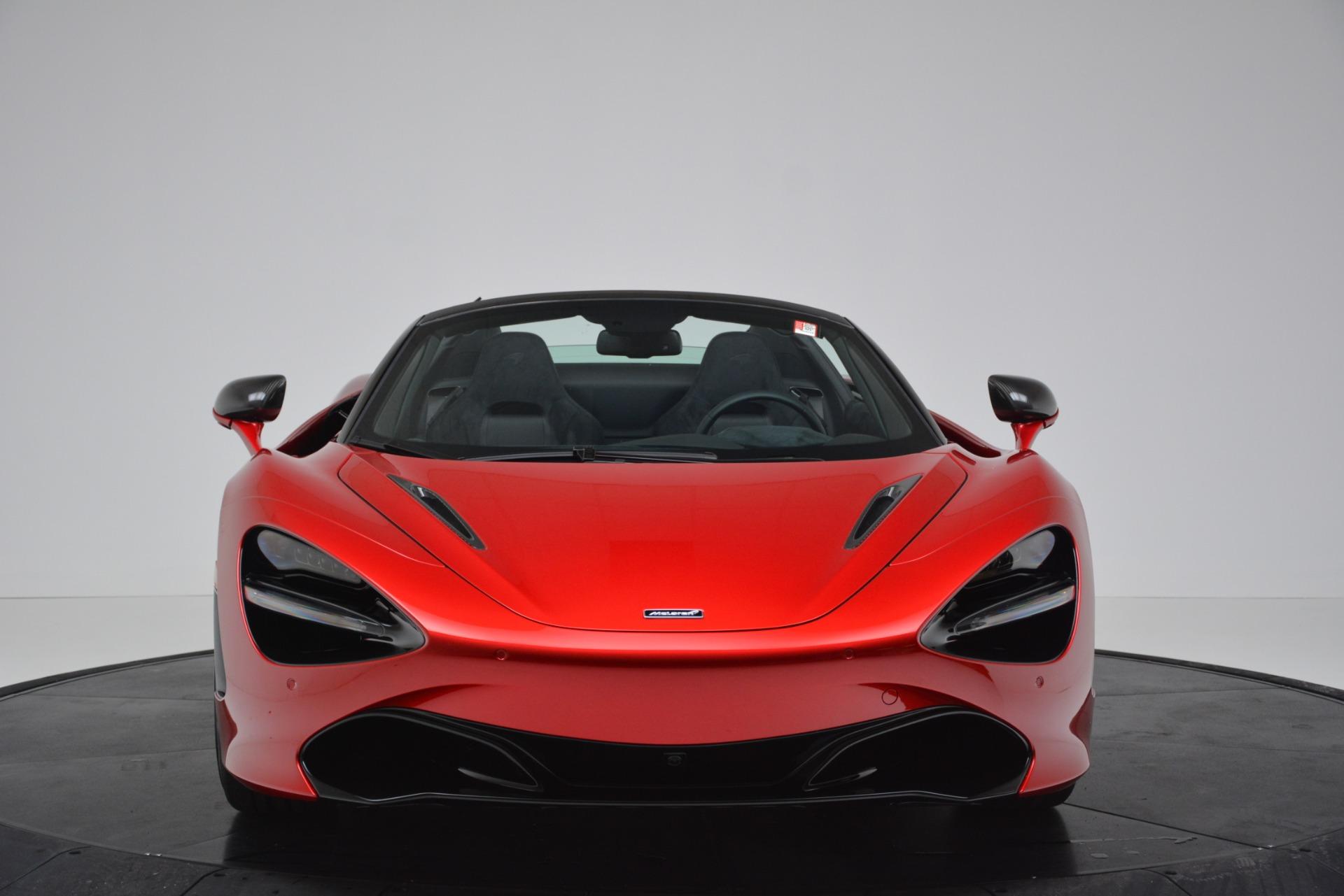 New 2020 McLaren 720S Convertible For Sale In Greenwich, CT. Alfa Romeo of Greenwich, MC442 3320_p14