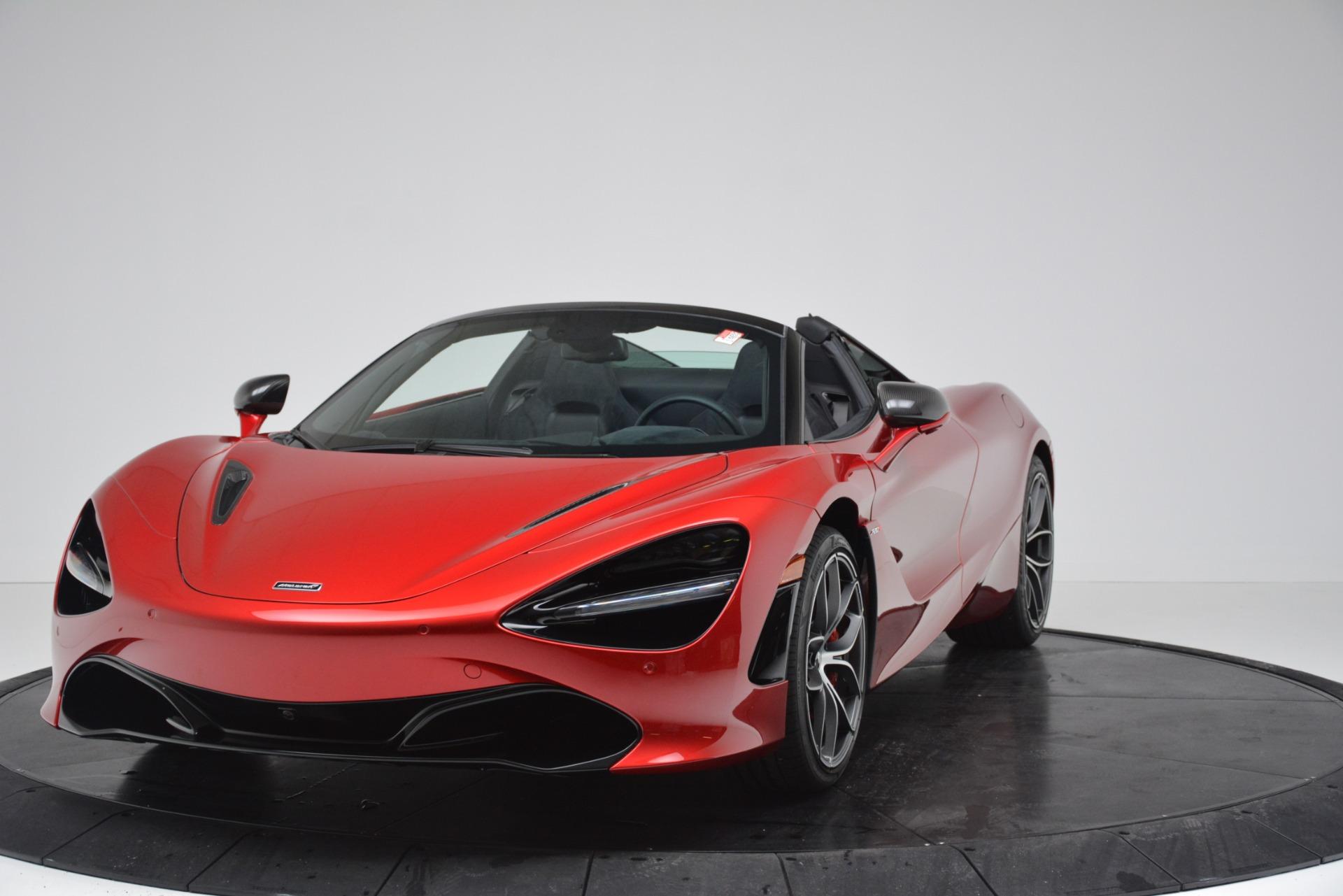 New 2020 McLaren 720S Convertible For Sale In Greenwich, CT. Alfa Romeo of Greenwich, MC442 3320_p15