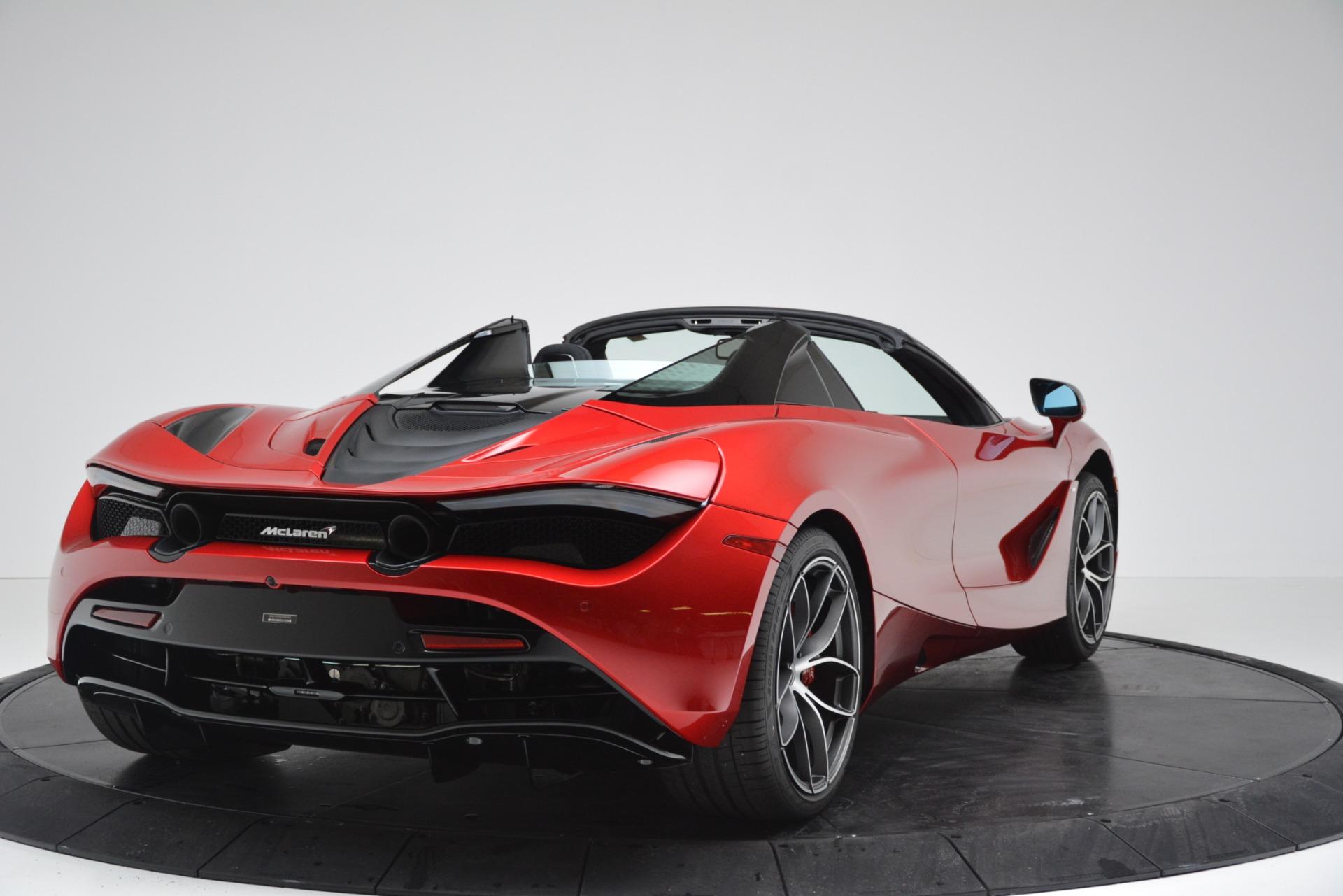 New 2020 McLaren 720S Convertible For Sale In Greenwich, CT. Alfa Romeo of Greenwich, MC442 3320_p22