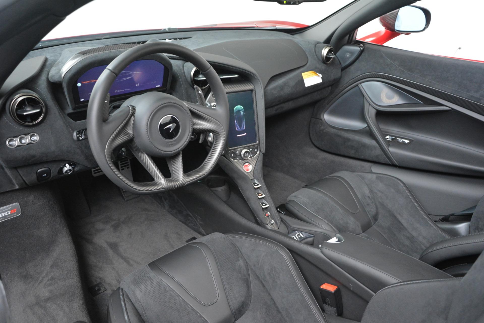 New 2020 McLaren 720S Convertible For Sale In Greenwich, CT. Alfa Romeo of Greenwich, MC442 3320_p34