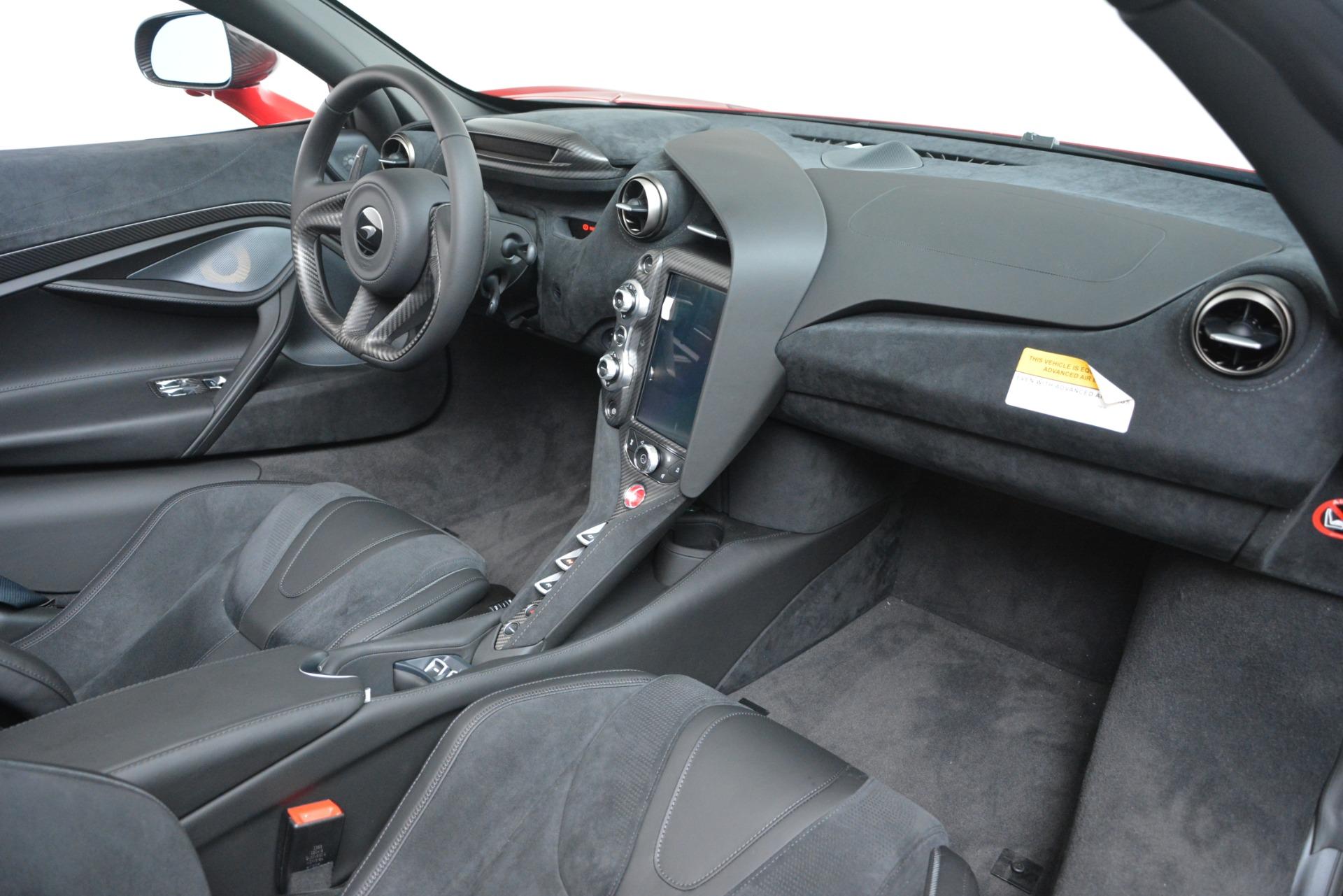 New 2020 McLaren 720S Convertible For Sale In Greenwich, CT. Alfa Romeo of Greenwich, MC442 3320_p40