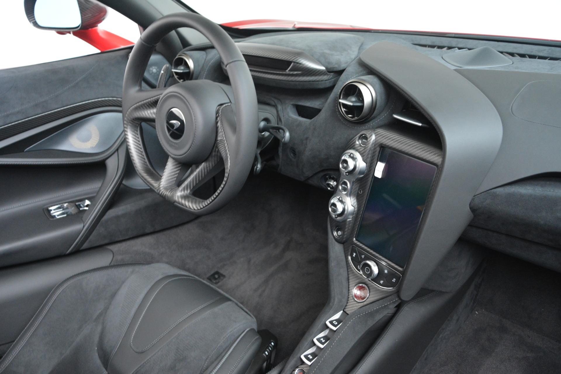 New 2020 McLaren 720S Convertible For Sale In Greenwich, CT. Alfa Romeo of Greenwich, MC442 3320_p42
