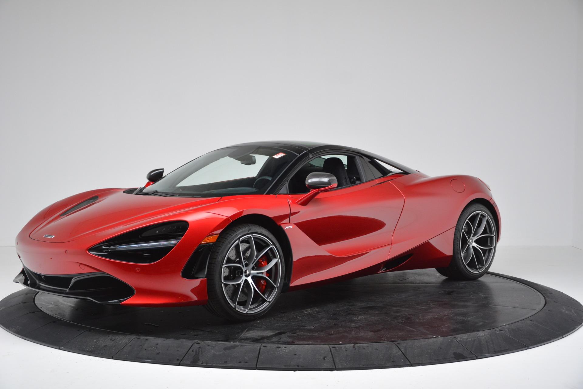 New 2020 McLaren 720S Convertible For Sale In Greenwich, CT. Alfa Romeo of Greenwich, MC442 3320_p4
