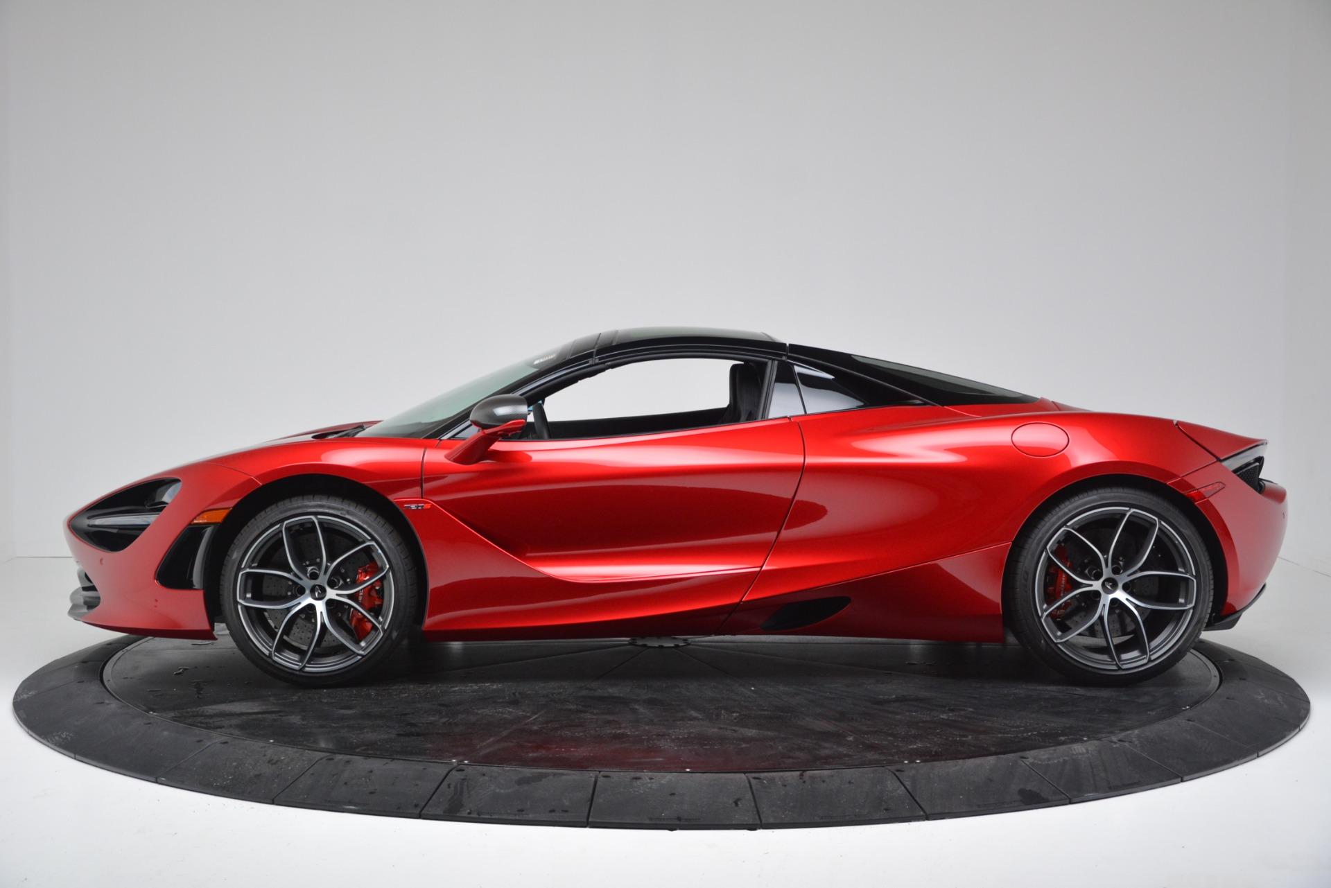 New 2020 McLaren 720S Convertible For Sale In Greenwich, CT. Alfa Romeo of Greenwich, MC442 3320_p5